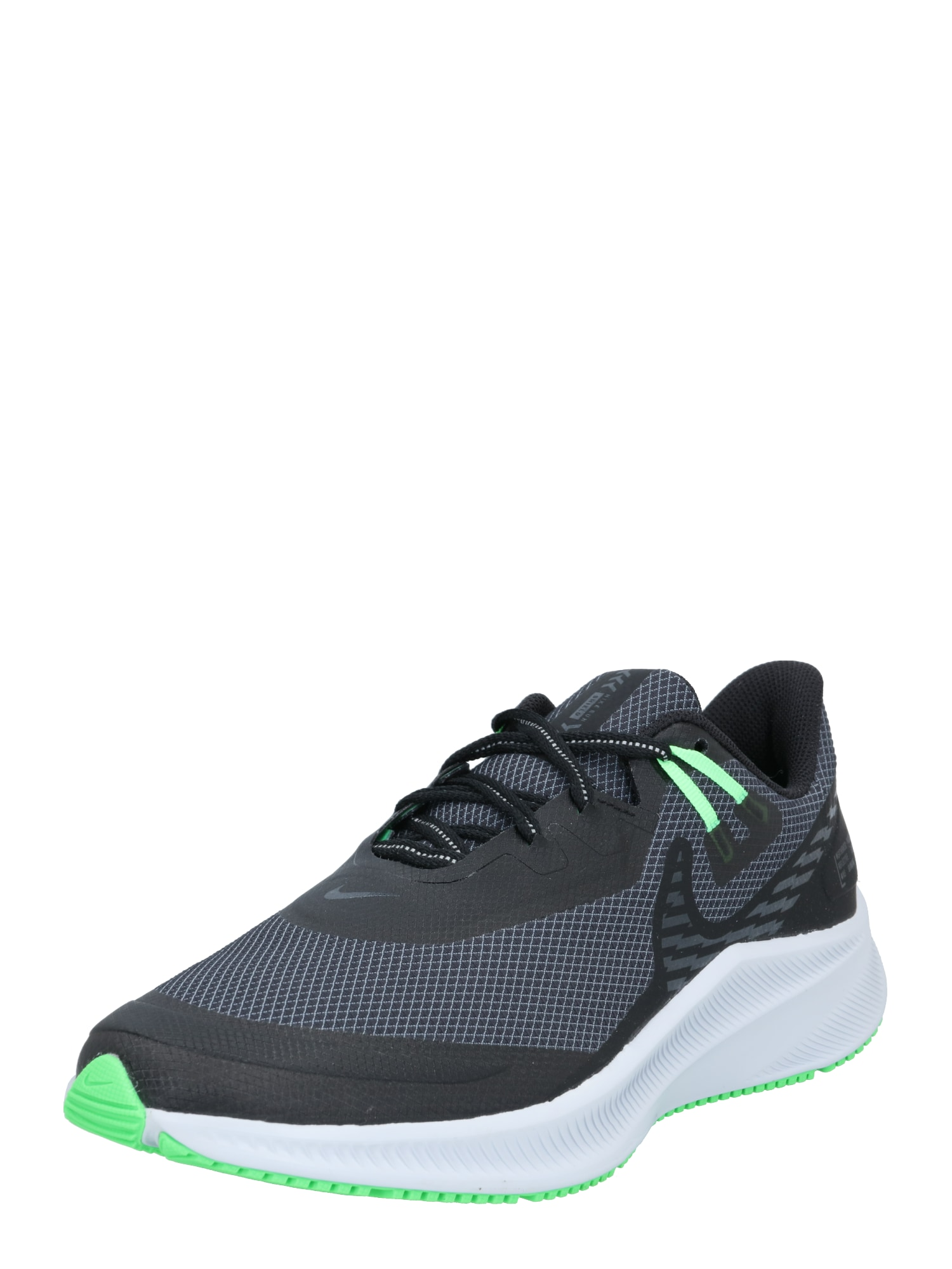NIKE Sportiniai batai mėtų spalva / juoda / pilka