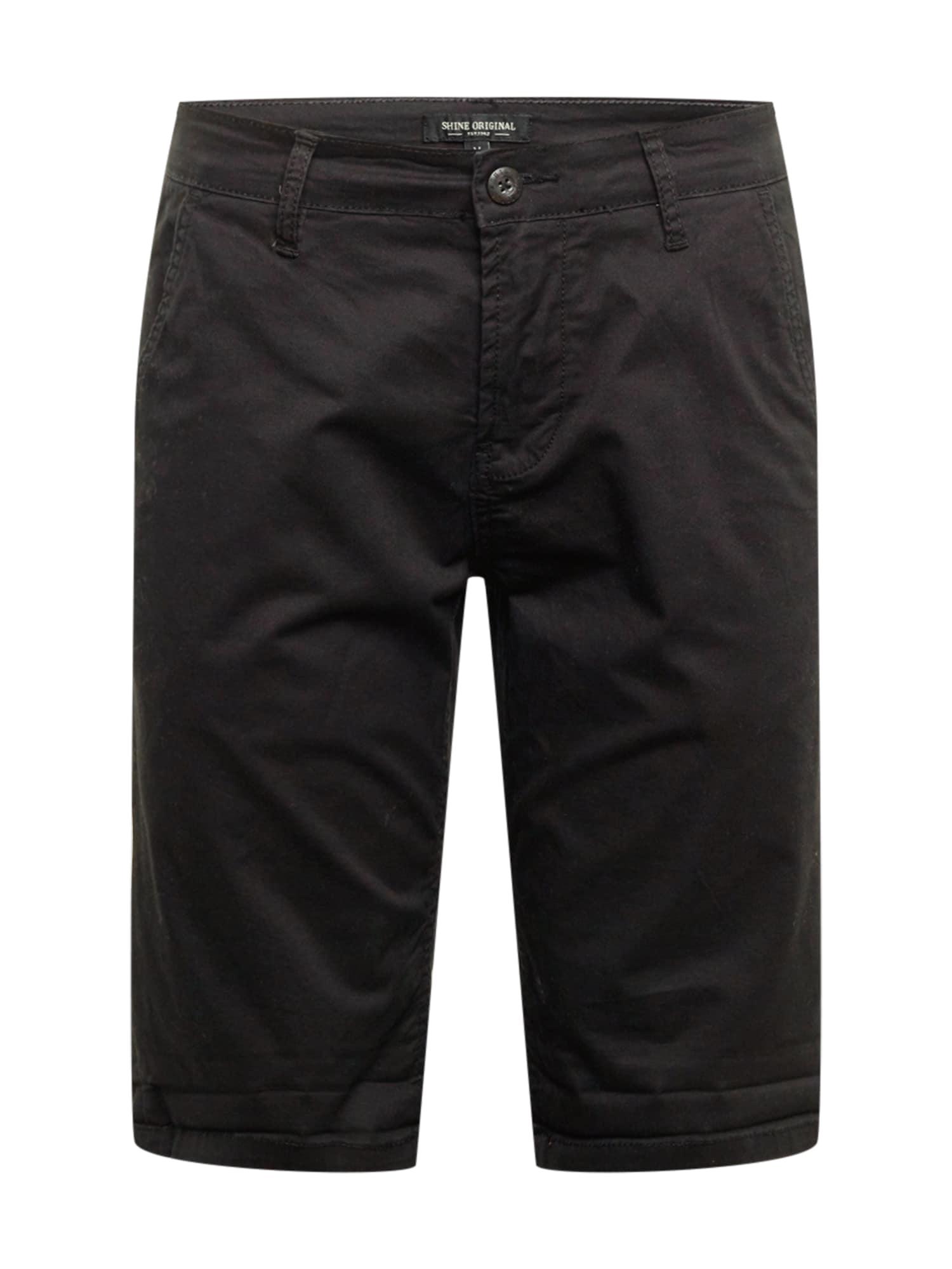 SHINE ORIGINAL Kelnės juoda