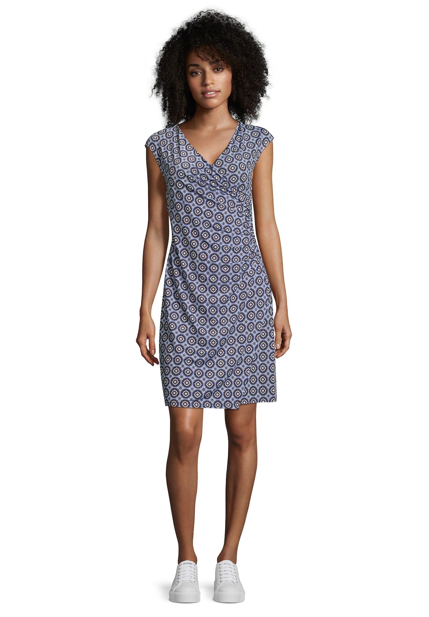 cartoon - Casual-Kleid ohne Arm