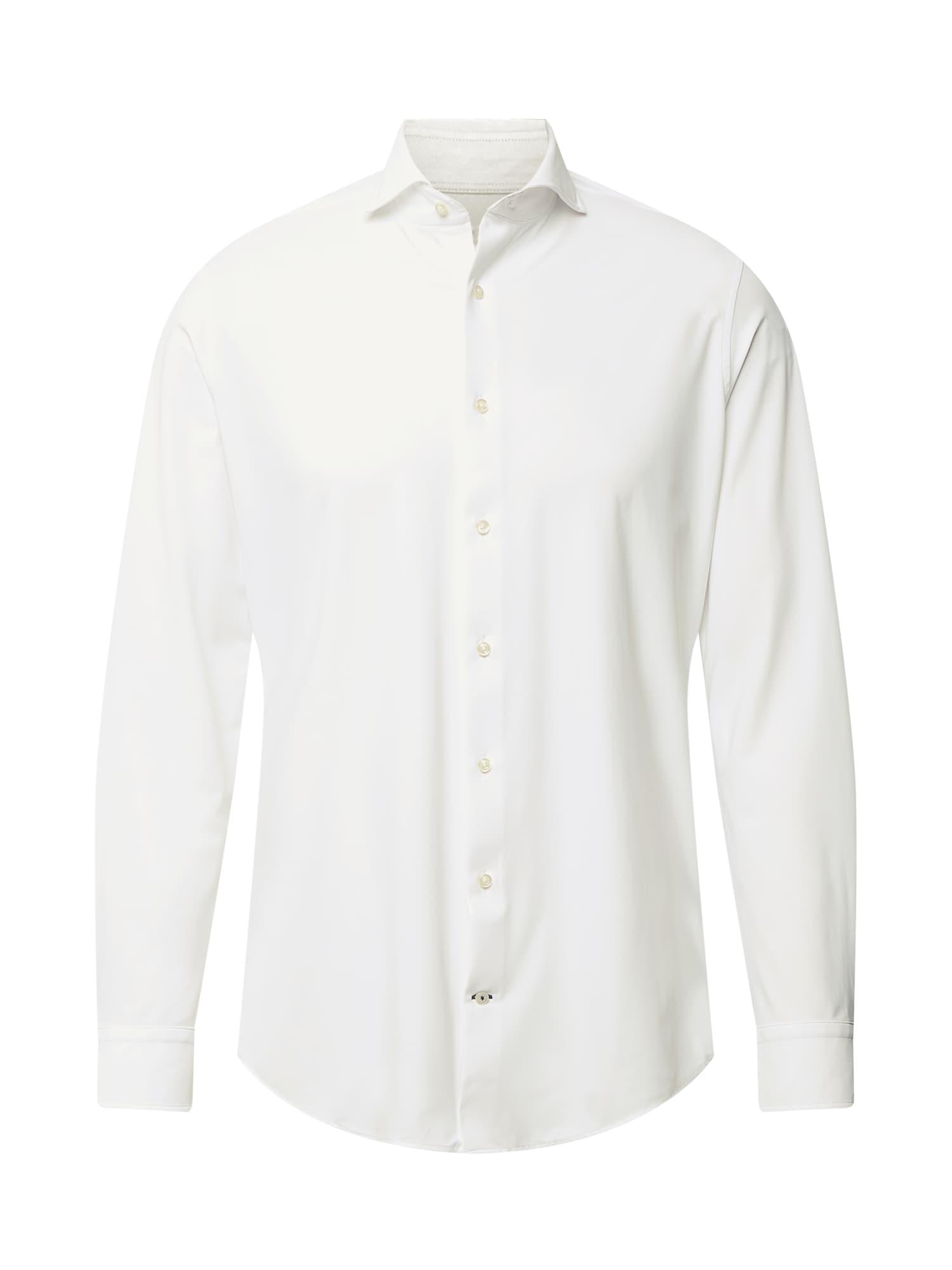 JOOP! Společenská košile 'Pajos'  bílá