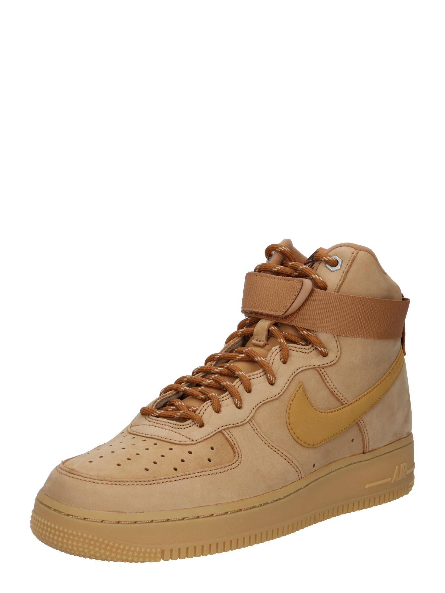 Nike Sportswear Sportbačiai su auliuku šviesiai ruda