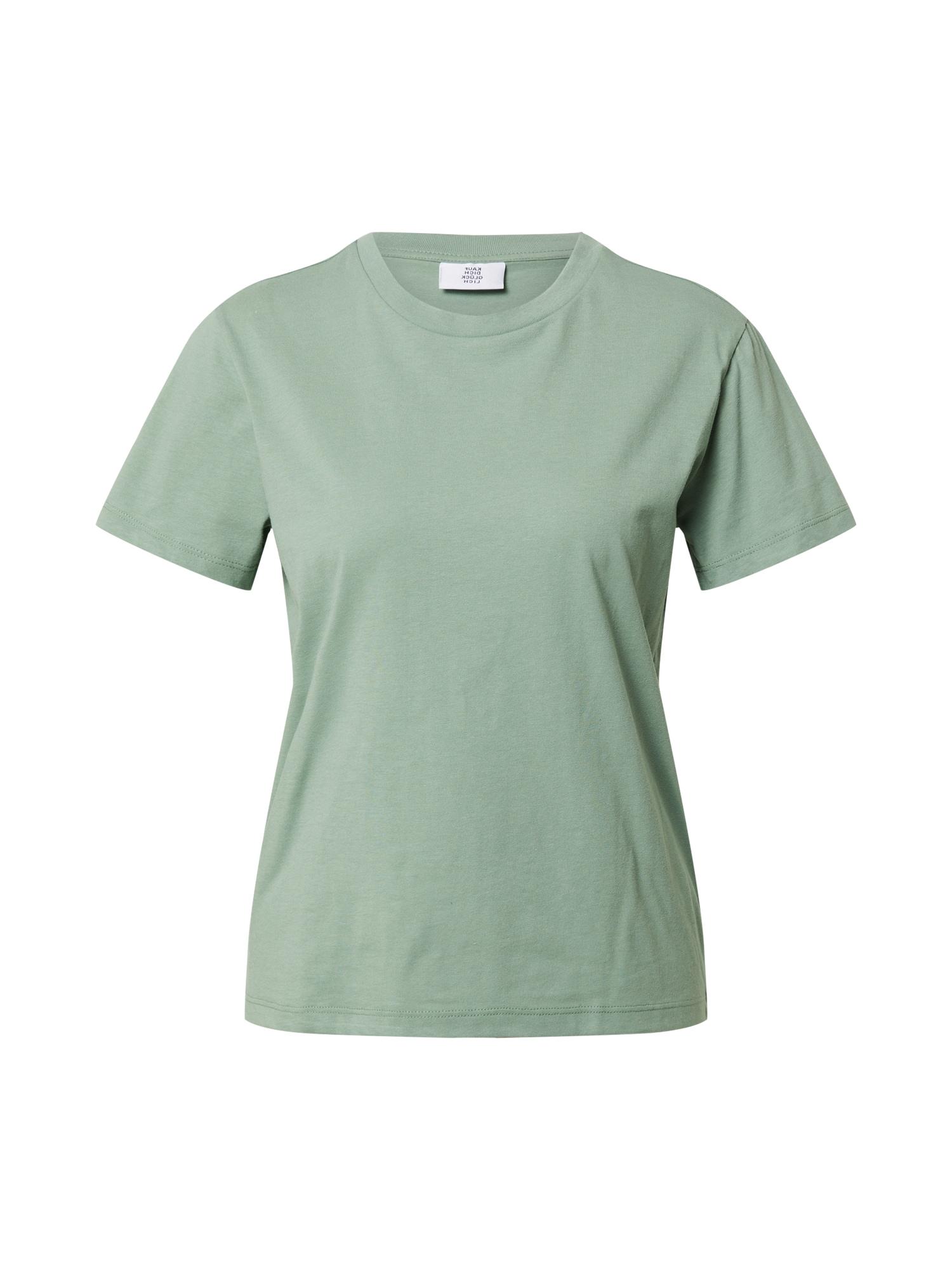 Kauf Dich Glücklich Marškinėliai mėtų spalva