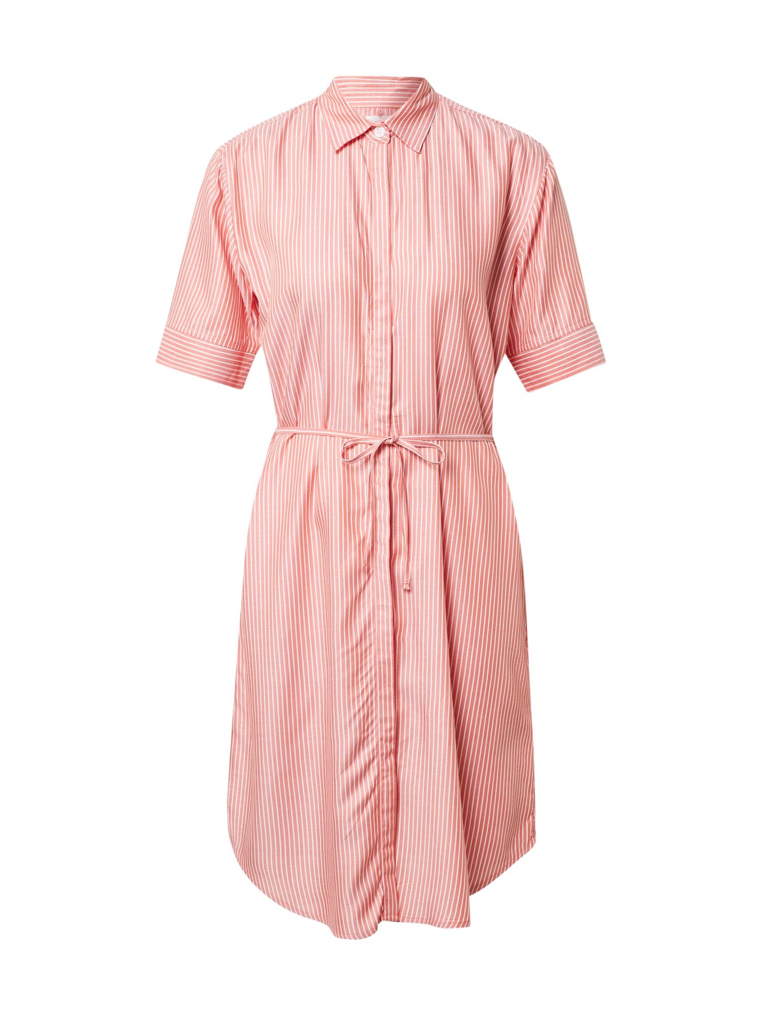 Stitch and Soul Palaidinės tipo suknelė raudona / balta