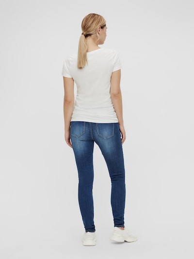 - Skinny Fit-Umstandsjeans - Knöchellang - Für die gesamte Schwangerschaft - Wähle einfach deine übliche Größe aus - In jeder Garderobe unverzichtbar