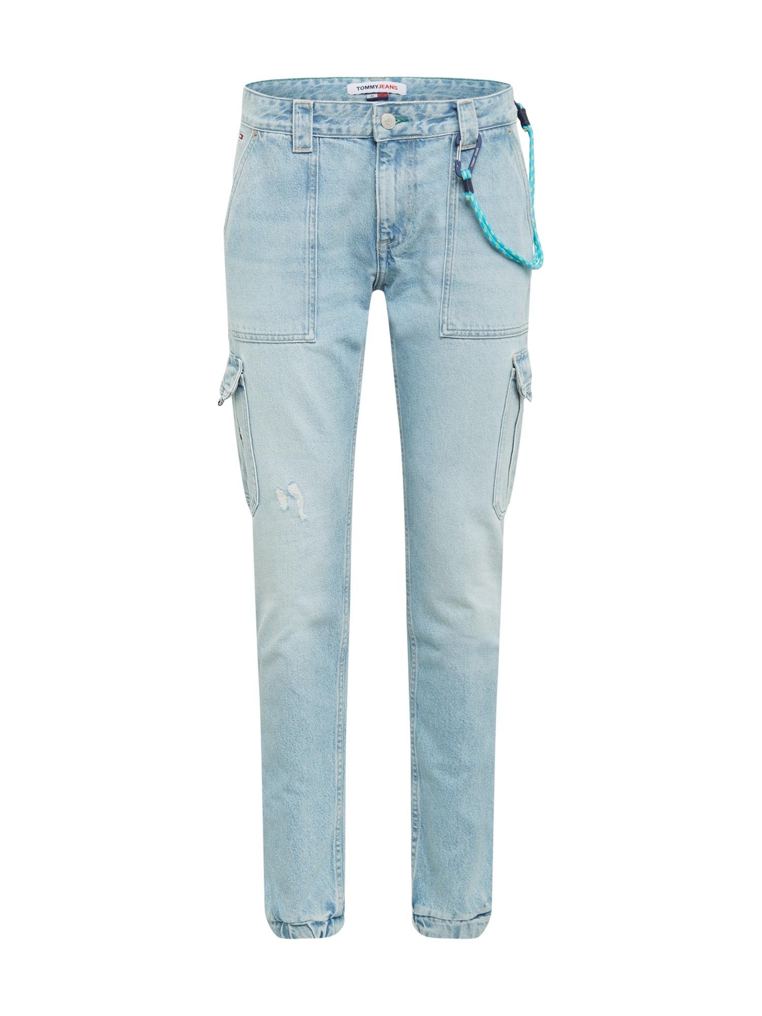 Tommy Jeans Darbinio stiliaus džinsai