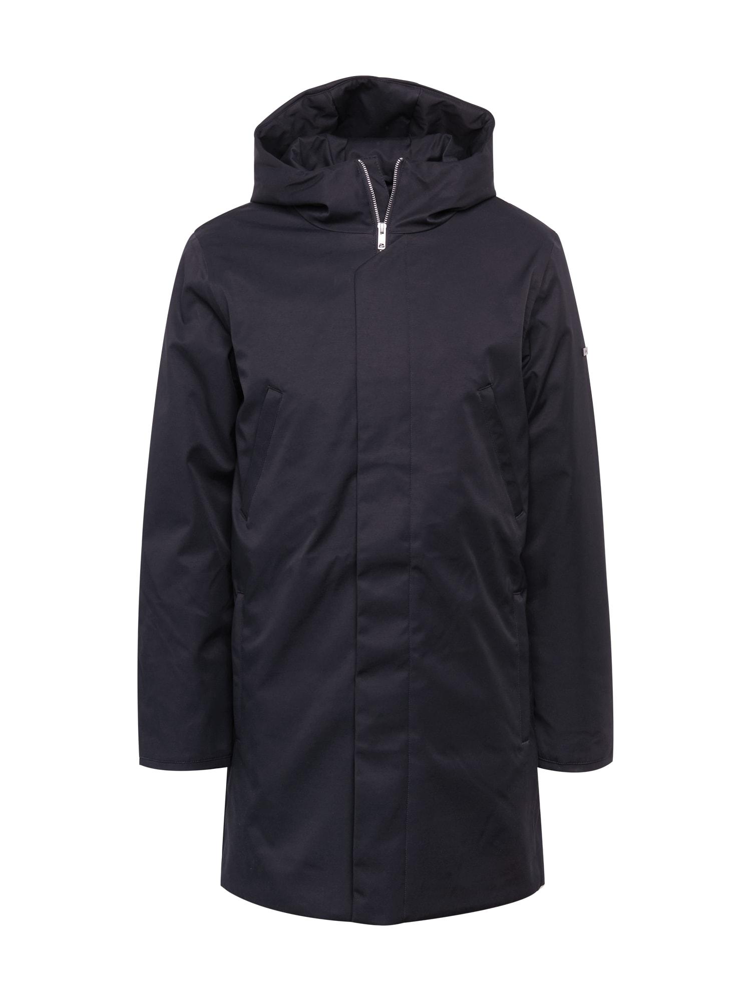 elvine Zimná bunda 'Reece'  námornícka modrá