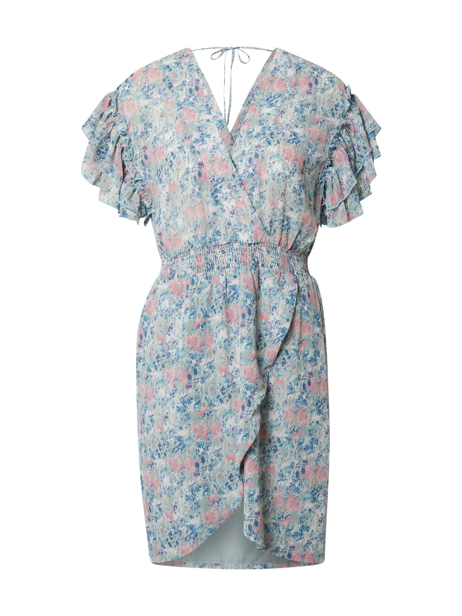 Freebird Suknelė mišrios spalvos / šviesiai mėlyna