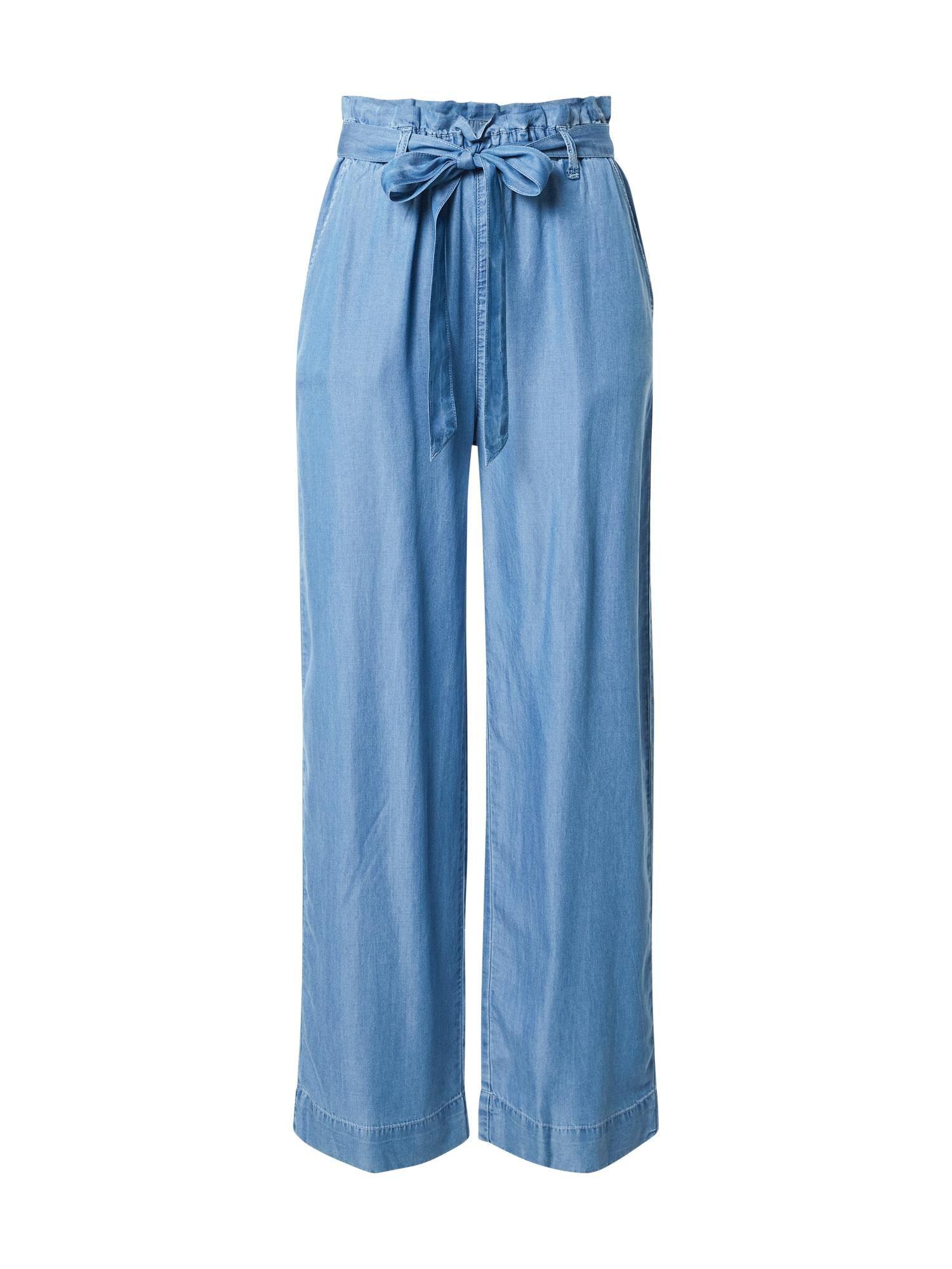 ABOUT YOU Kelnės 'Sienna' šviesiai mėlyna