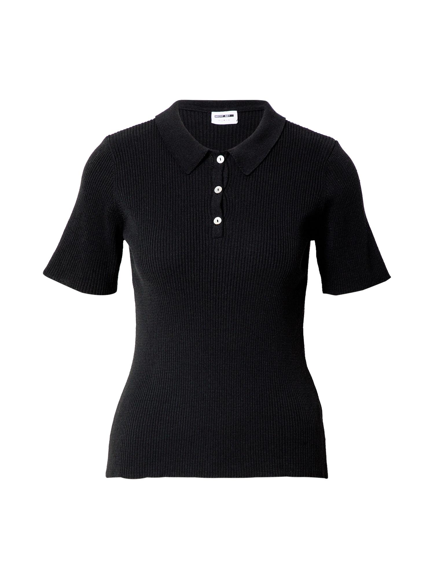 Noisy may Marškinėliai 'NMRINNA' juoda