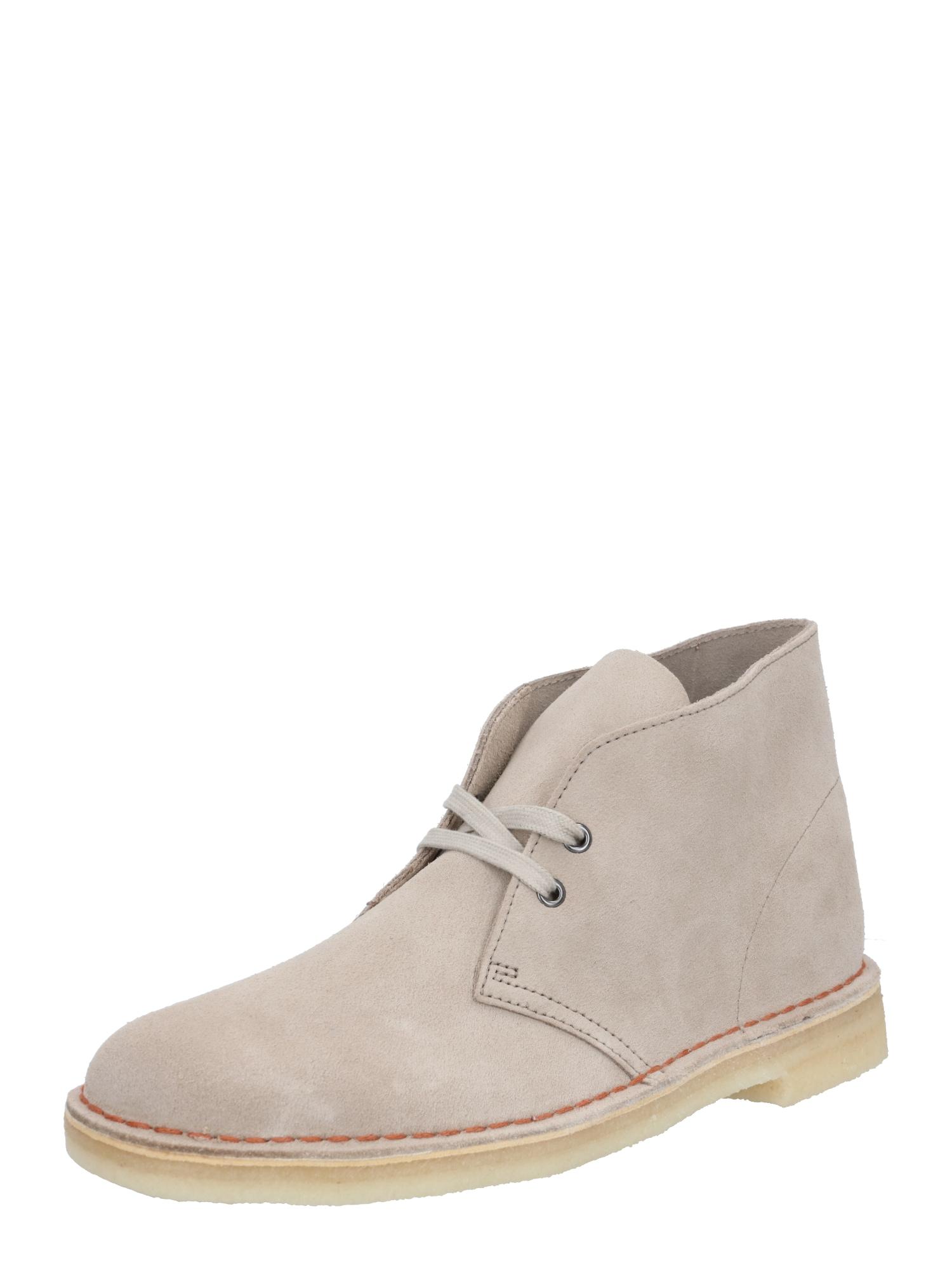 "Clarks Originals ""Chukka"" batai smėlio"