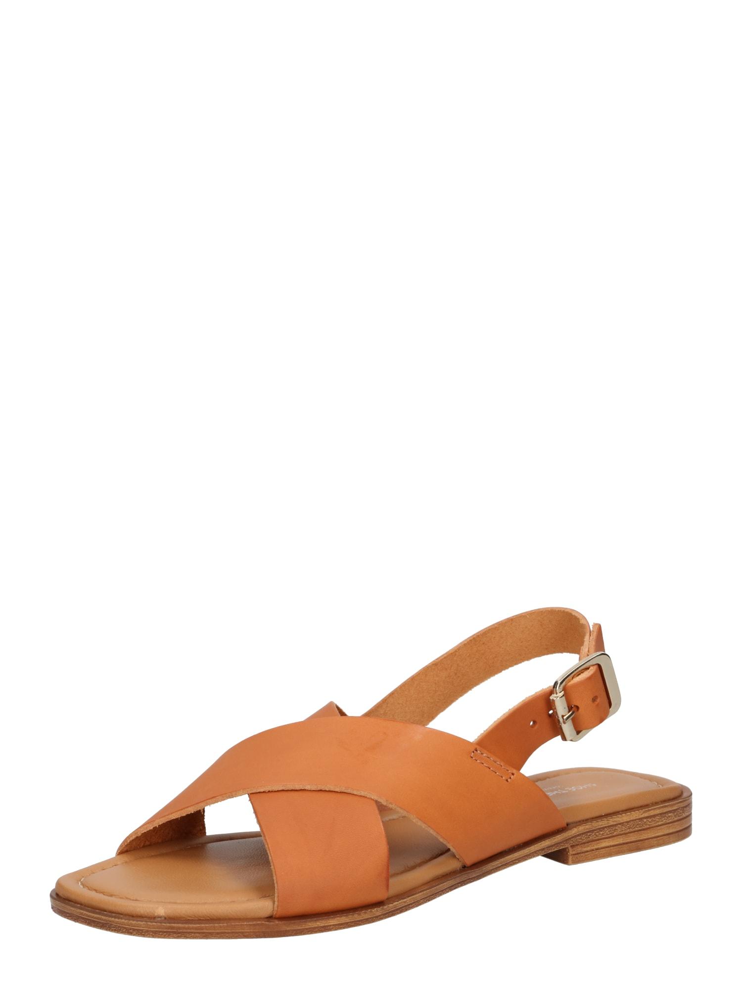 Shoe The Bear Sandalai ruda (konjako)