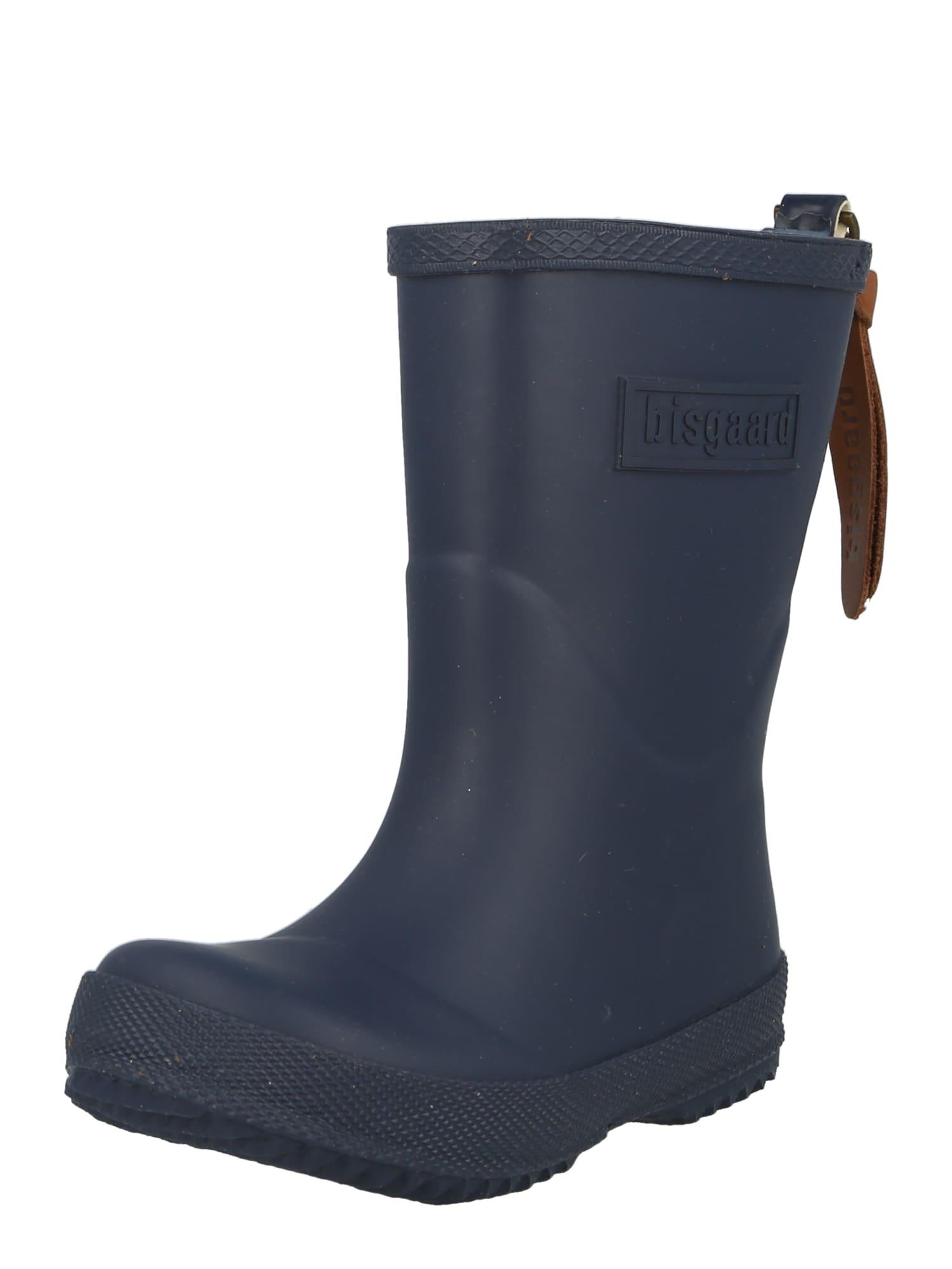 BISGAARD Guminiai batai tamsiai mėlyna