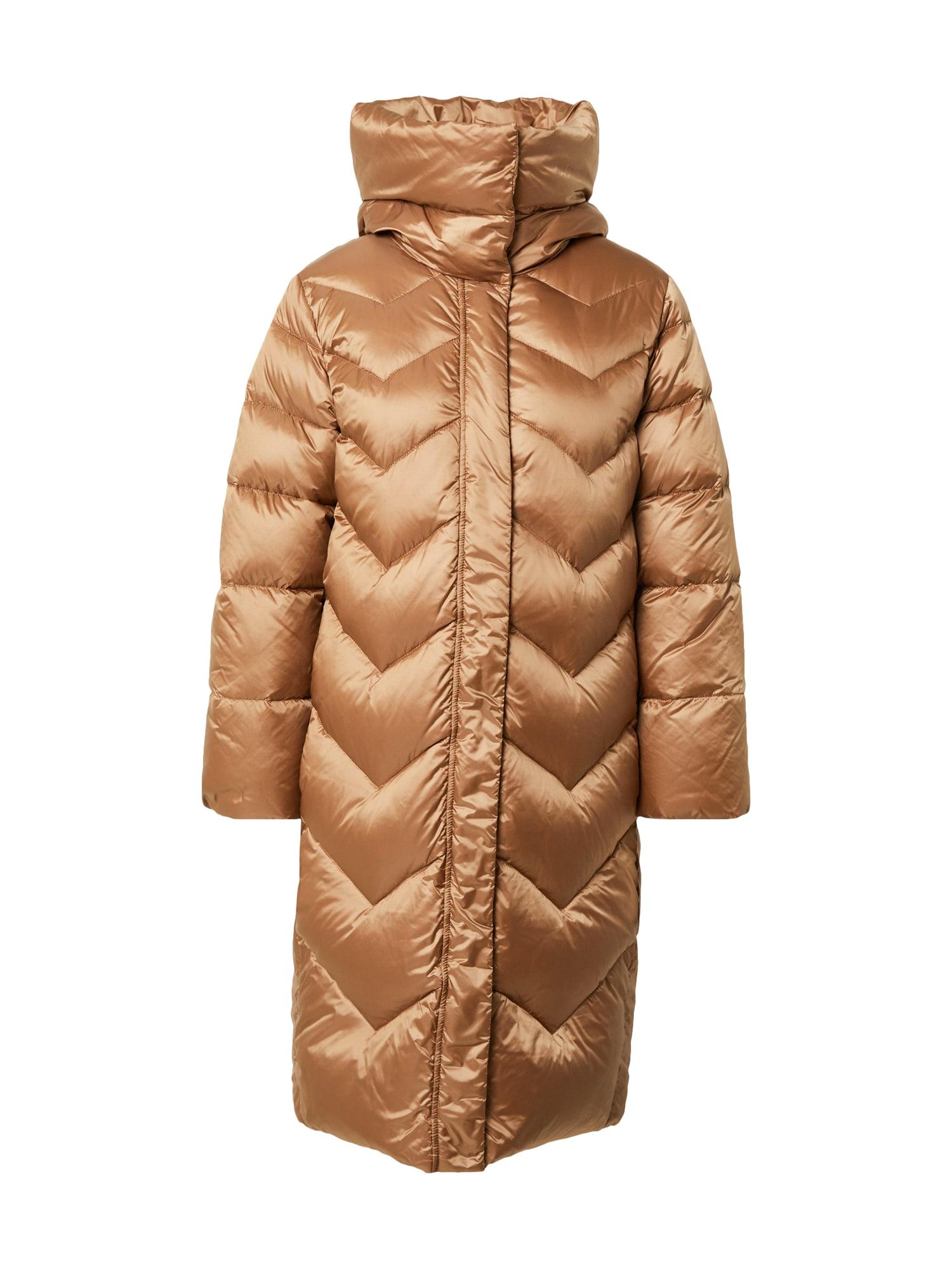Marella Zimní kabát 'BUSSETO'  světle hnědá