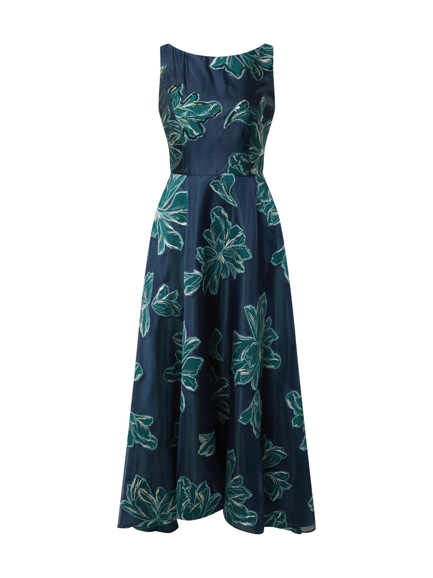 Vera Mont Vakarinė suknelė tamsiai mėlyna / nefrito spalva