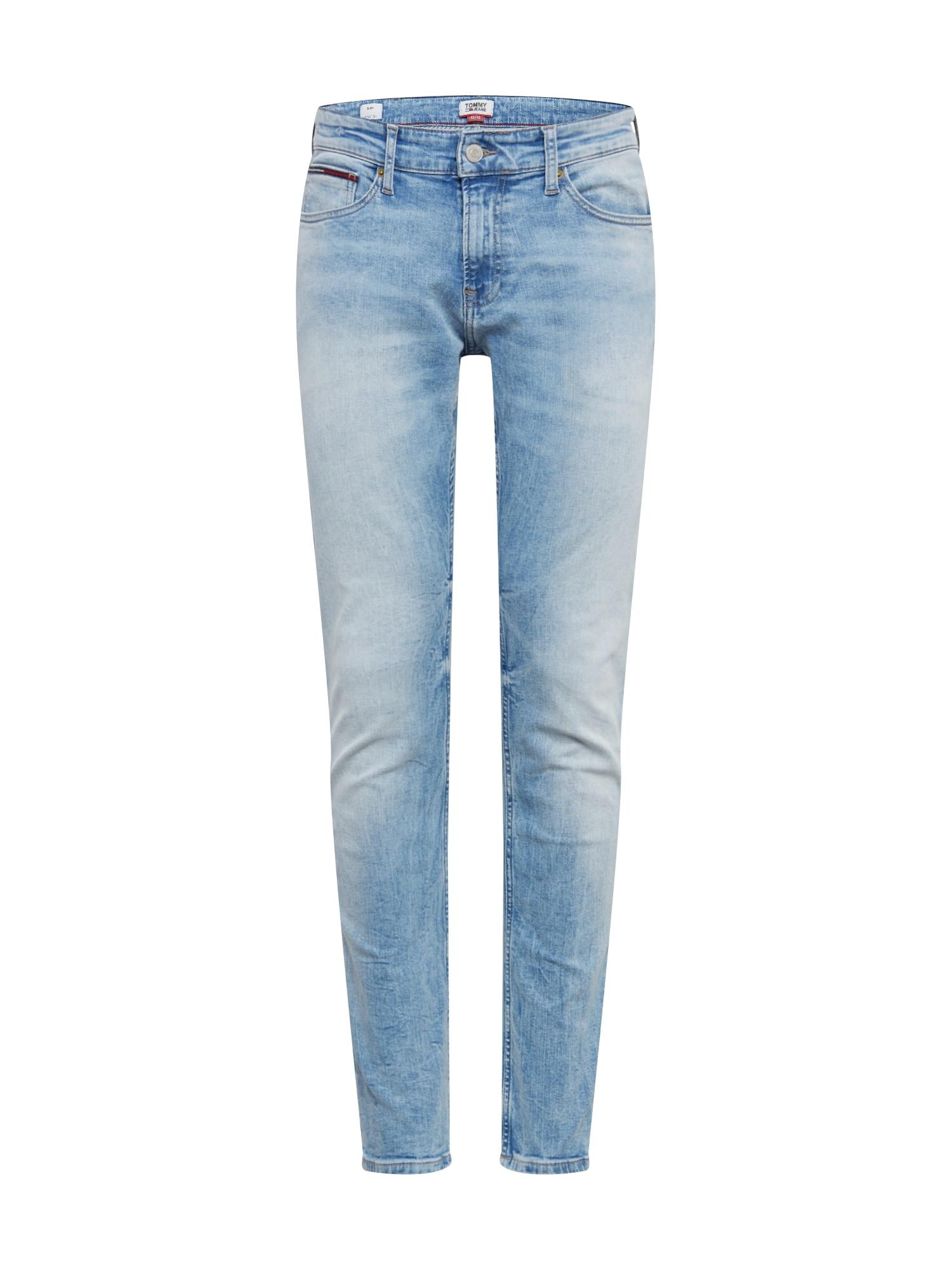 Tommy Jeans Džíny 'SCANTON SLIM CRLBST'  modrá džínovina