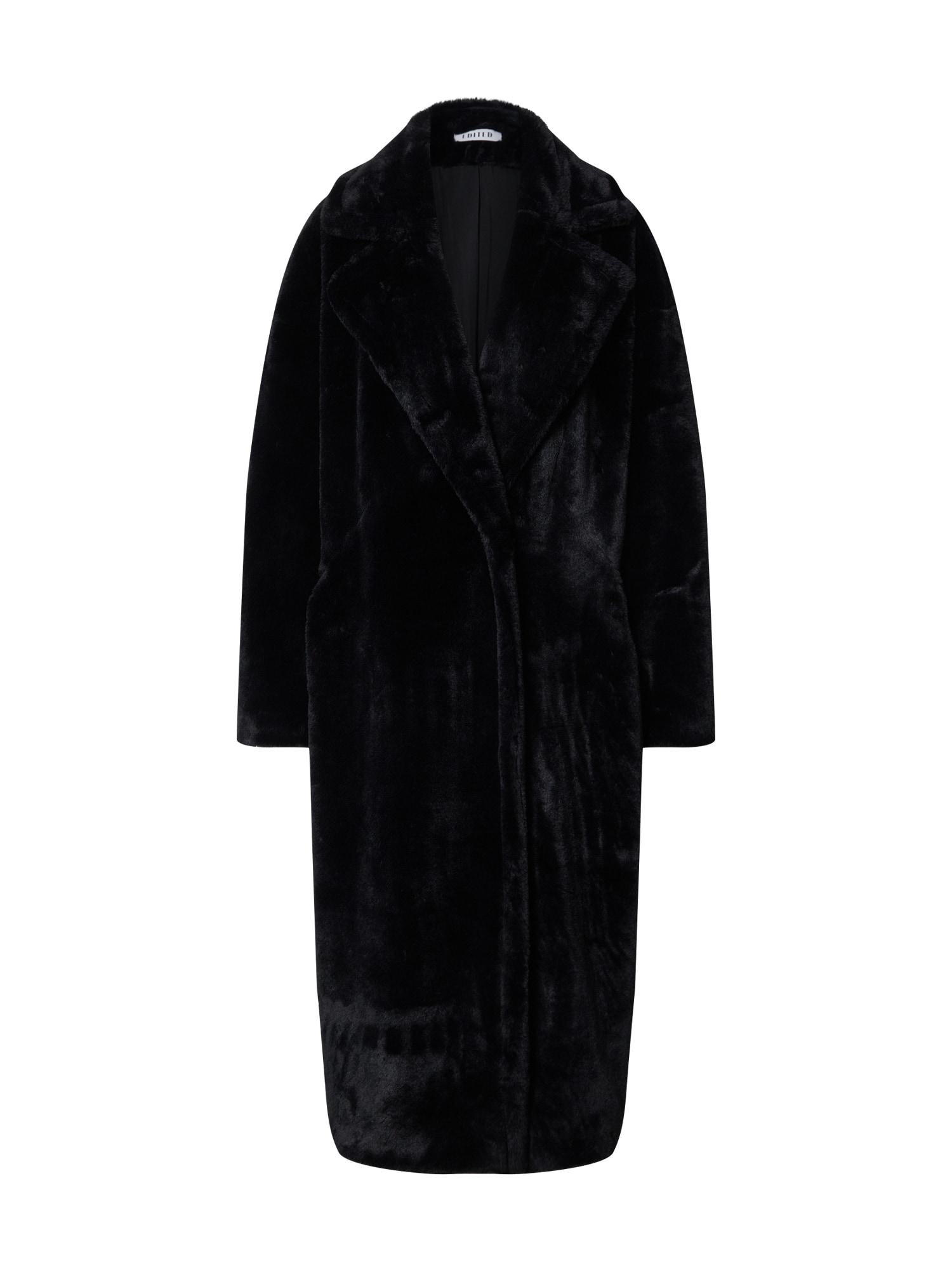 EDITED Zimní kabát 'Pheline'  černá