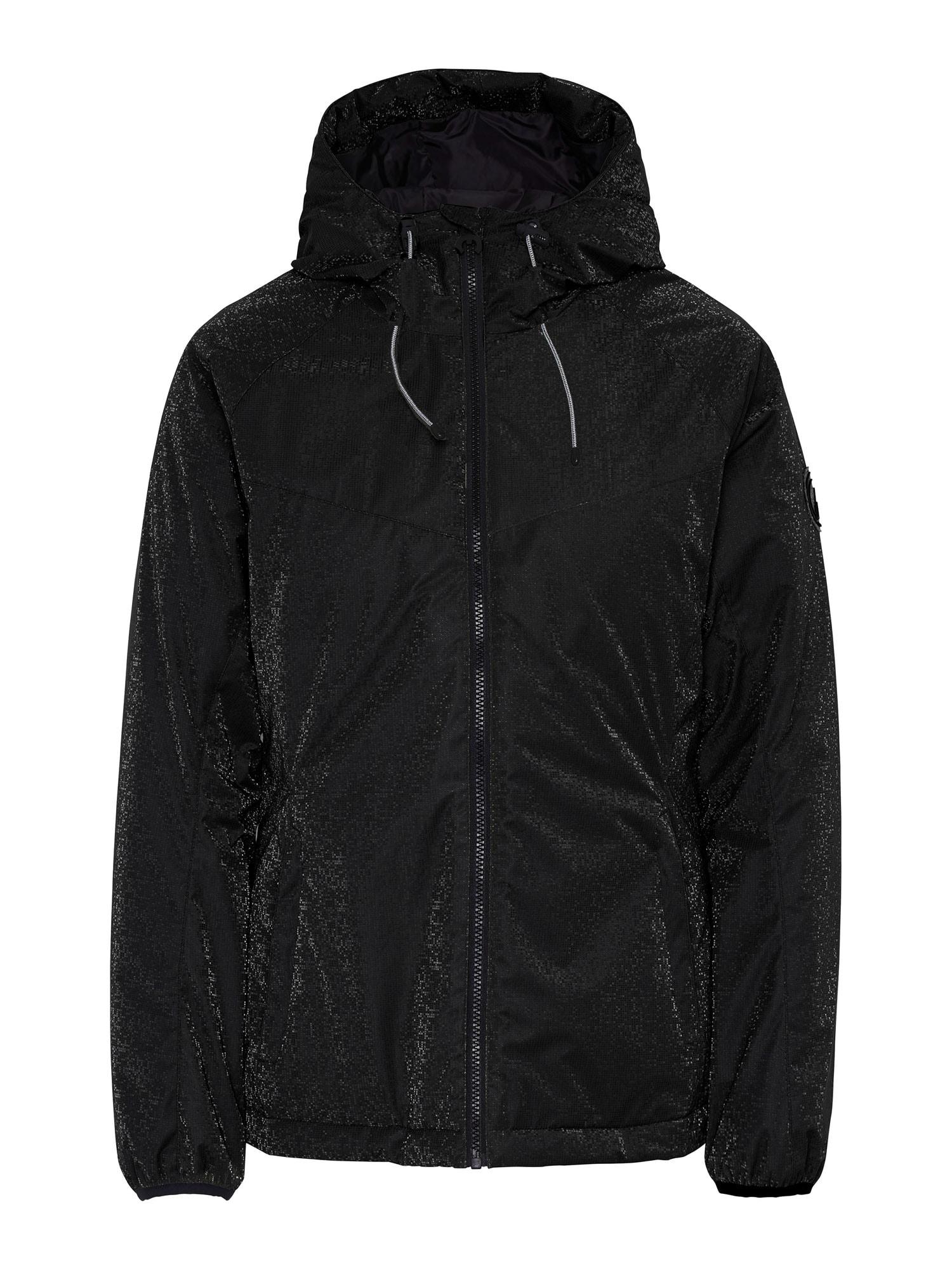 CHIEMSEE Sportovní bunda 'Jimara'  černá