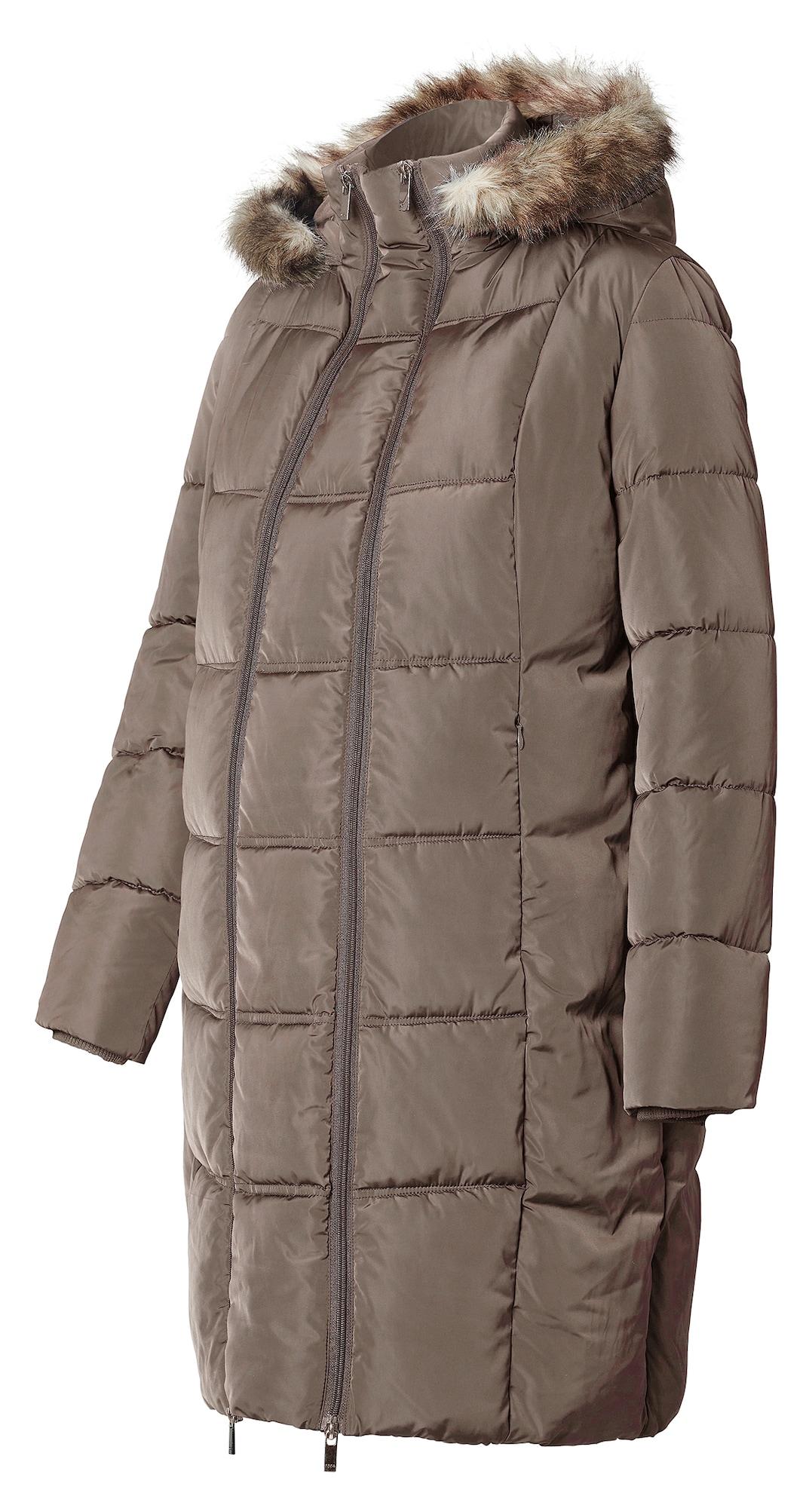 Noppies Žieminis paltas 'Anna' ruda