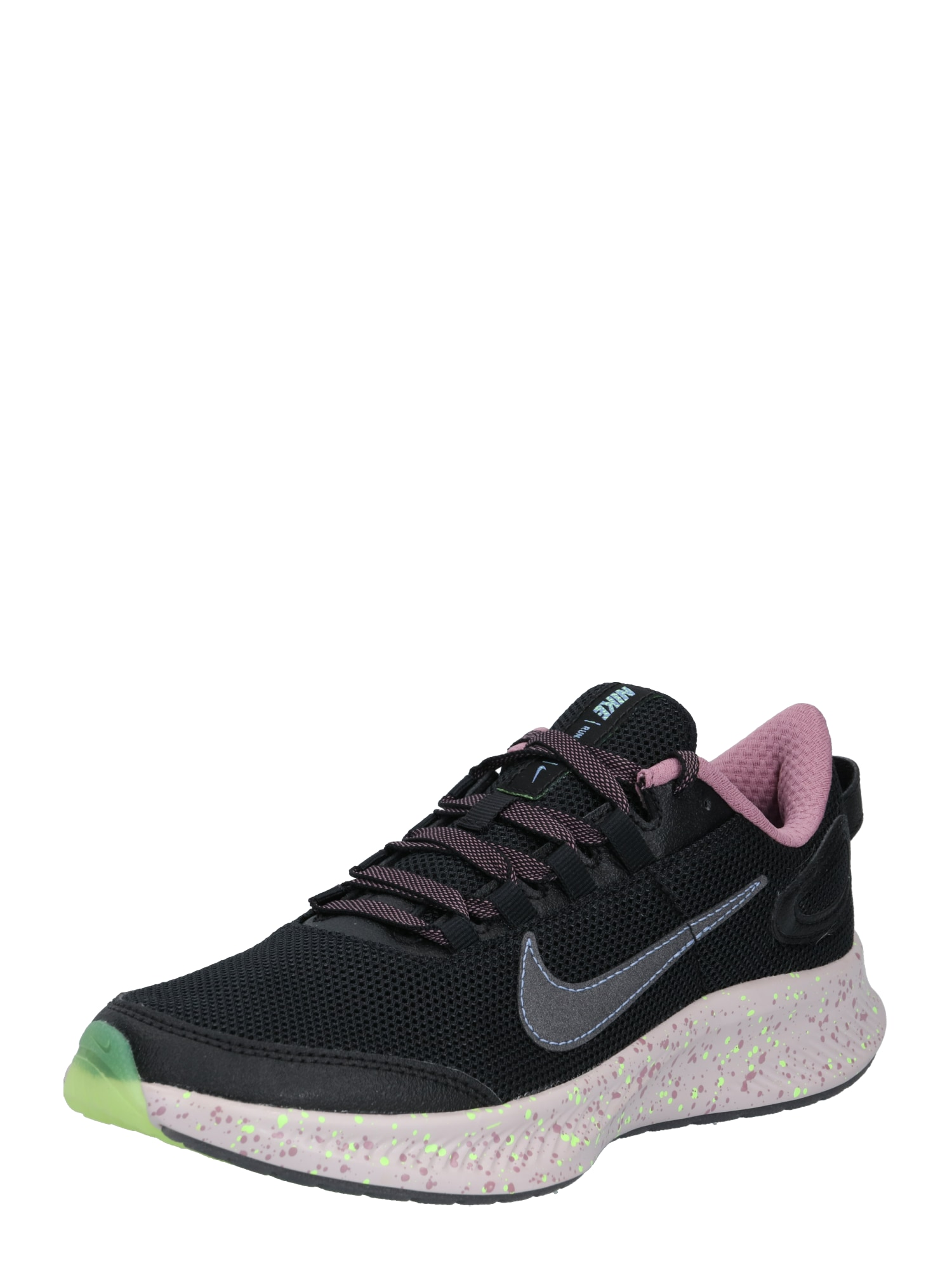 NIKE Běžecká obuv 'Run All Day 2'  růžová / bílá / černá