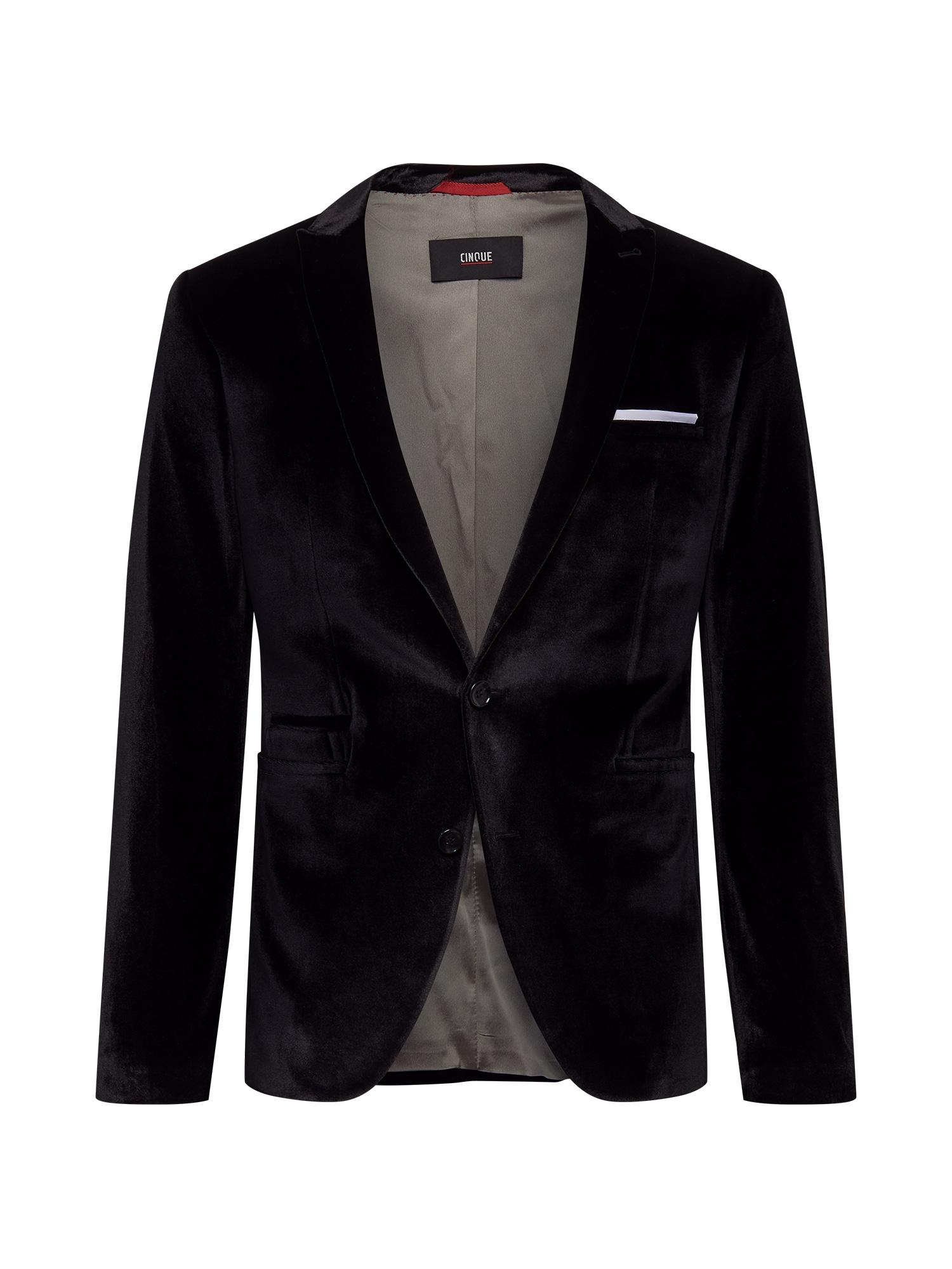 CINQUE Dalykinio stiliaus švarkas juoda