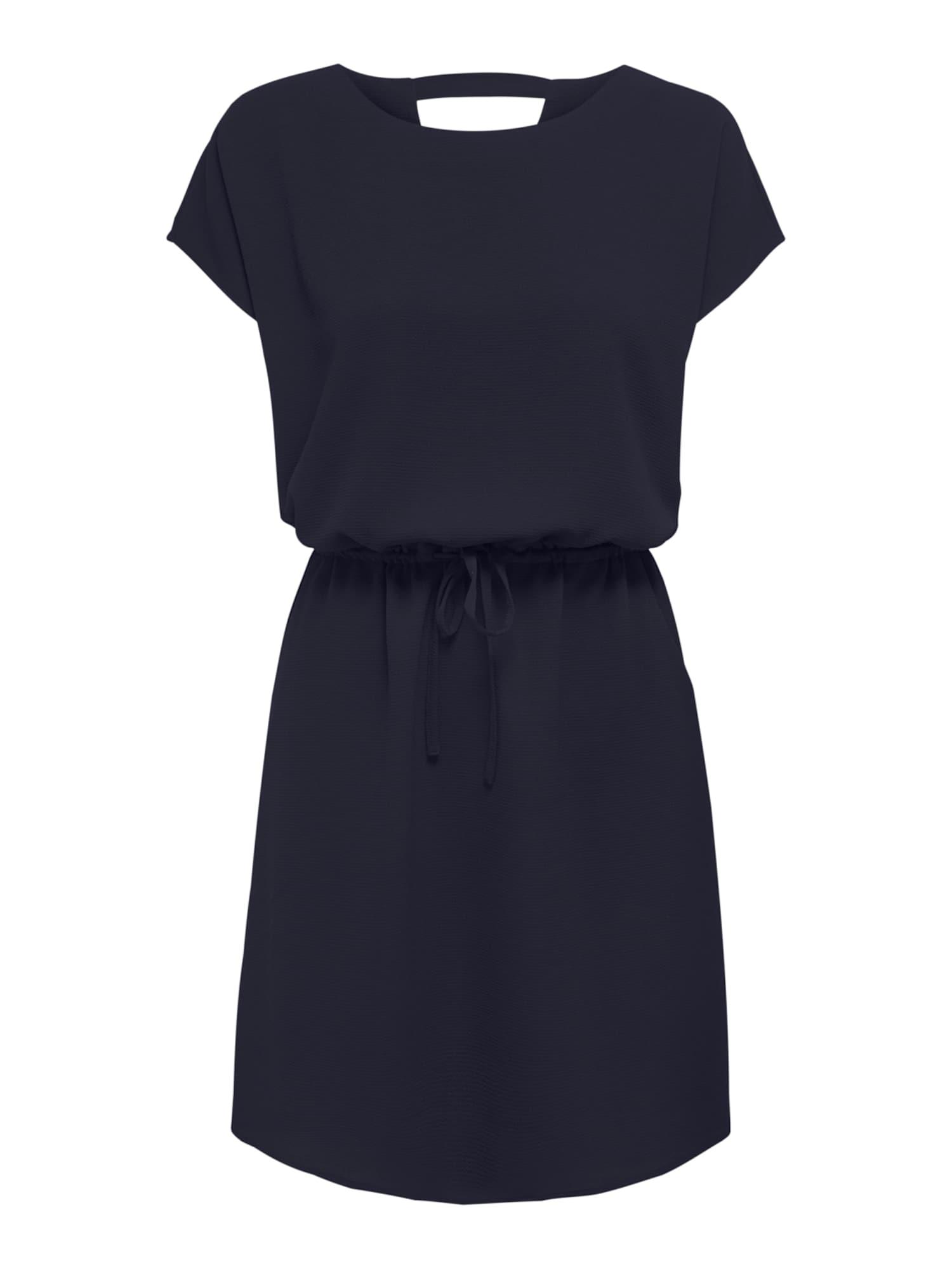 ONLY Šaty 'Nova'  námořnická modř
