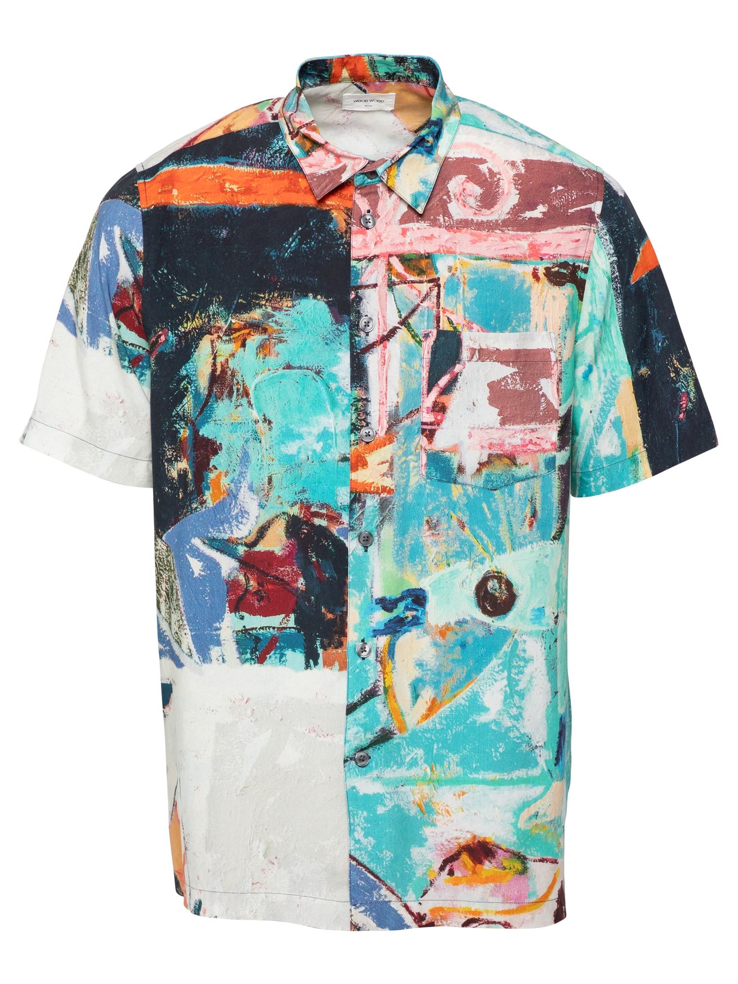 WOOD WOOD Marškiniai