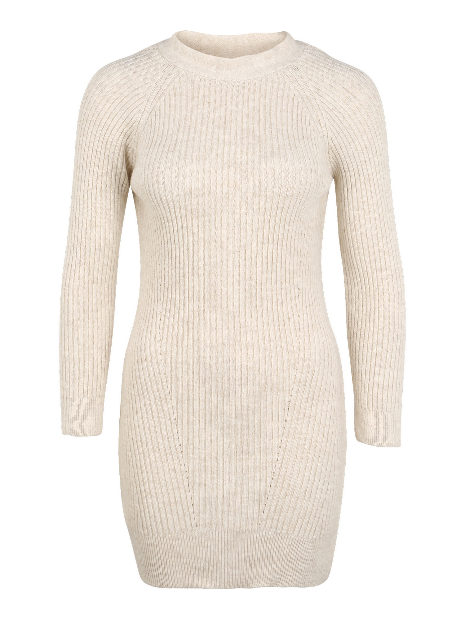 Miss Selfridge (Petite) Megzta suknelė smėlio