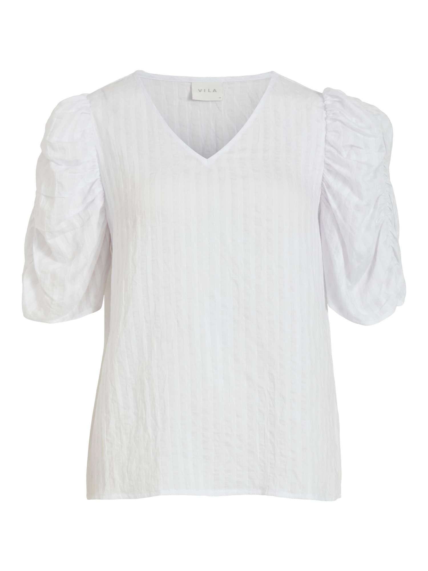 VILA Tričko 'Muria'  bílá