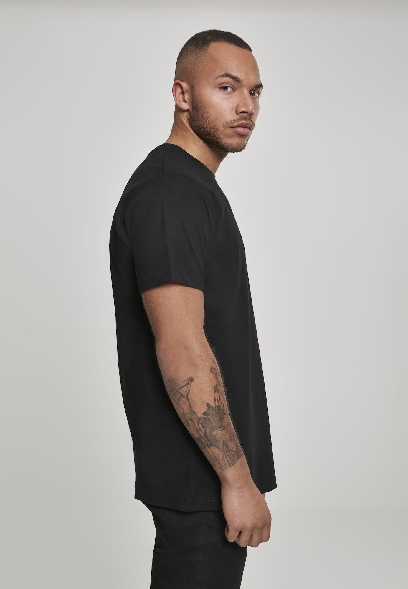 Shirt 'Pray' Mister Tee Plus Size