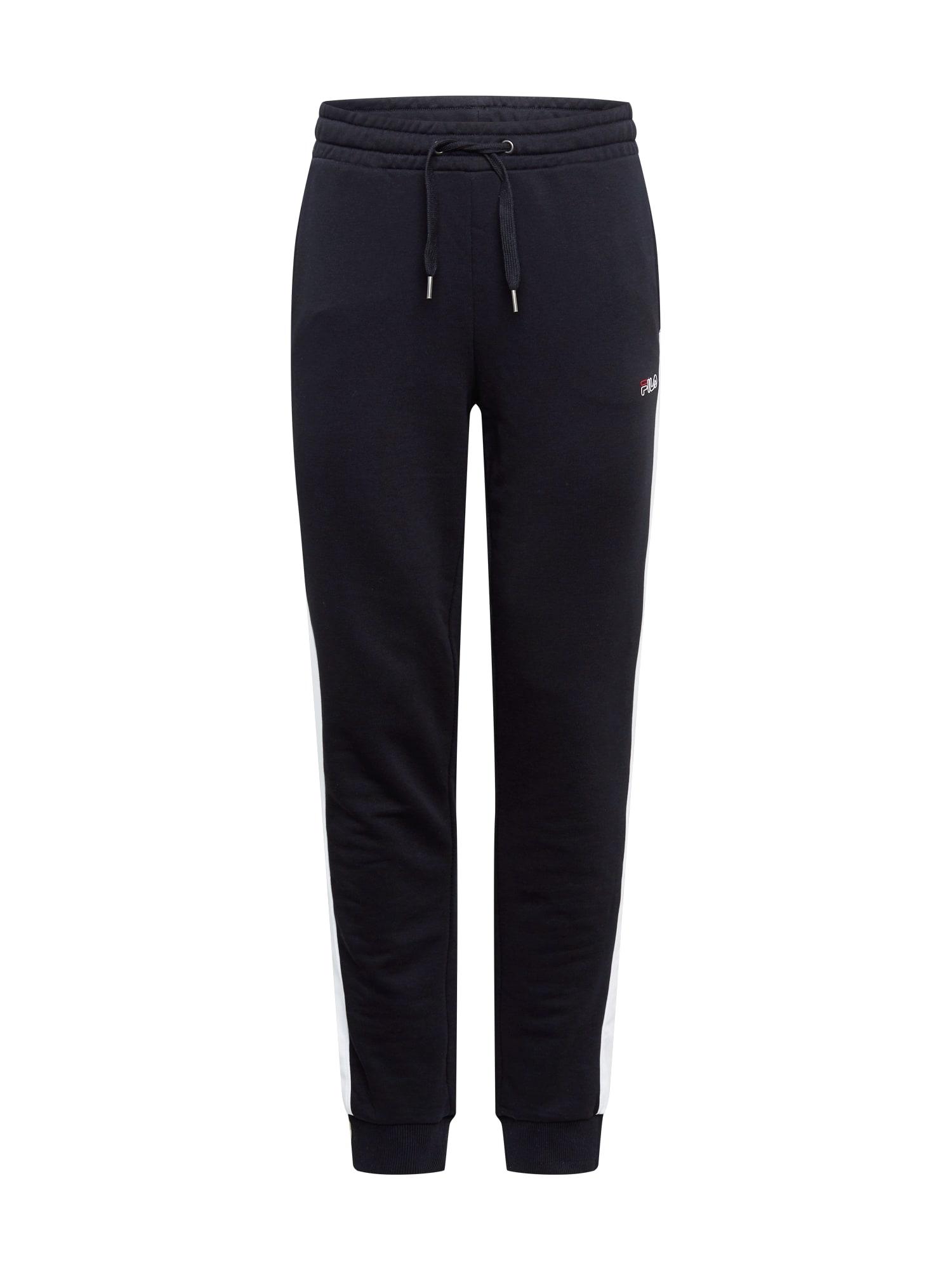 FILA Sportovní kalhoty 'LARS'  černá