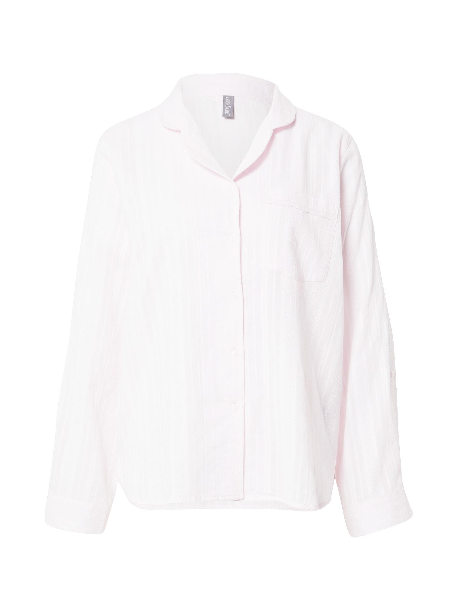 LingaDore Pižaminiai marškinėliai rožinė
