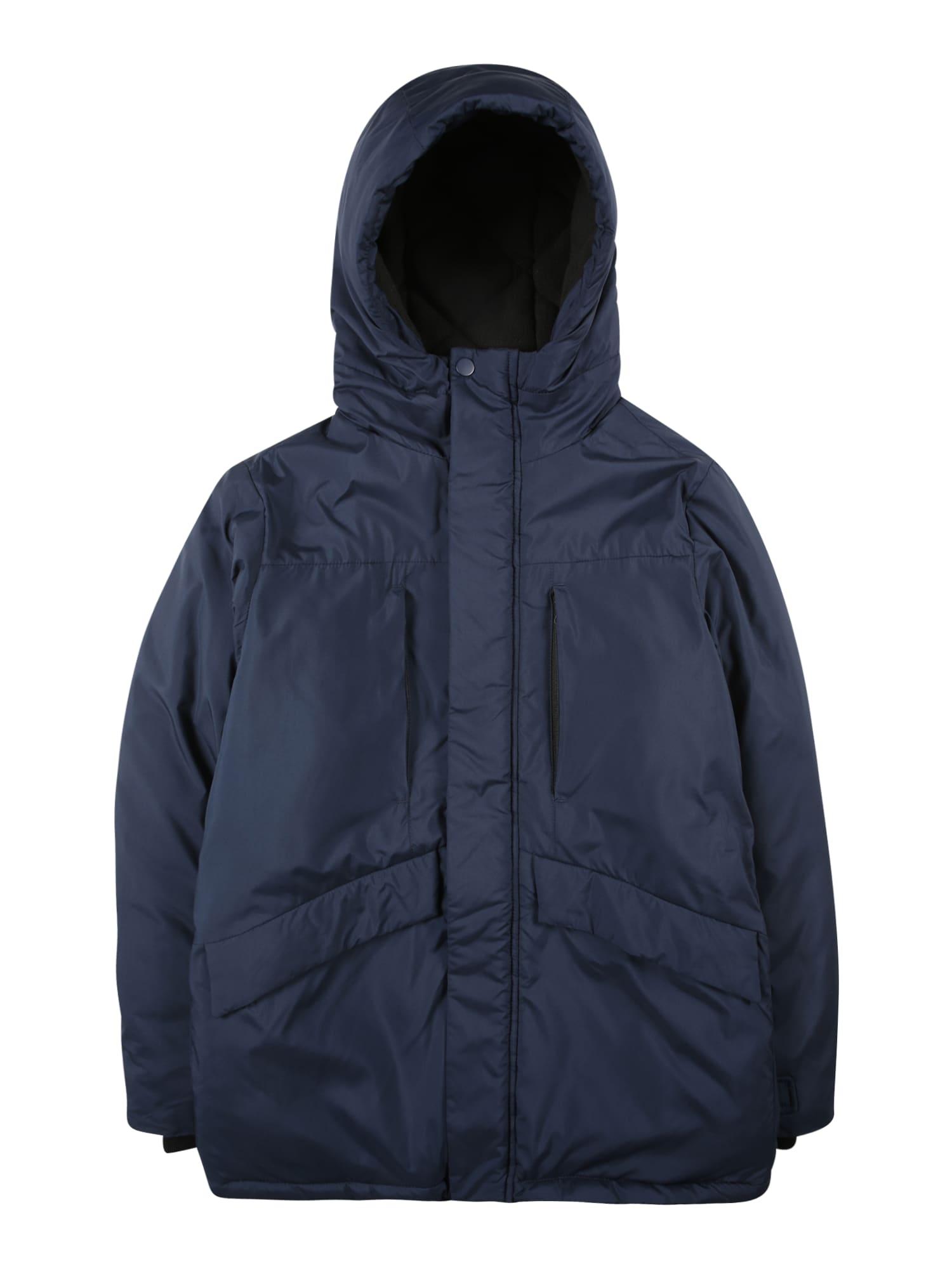 s.Oliver Zimní bunda  tmavě modrá