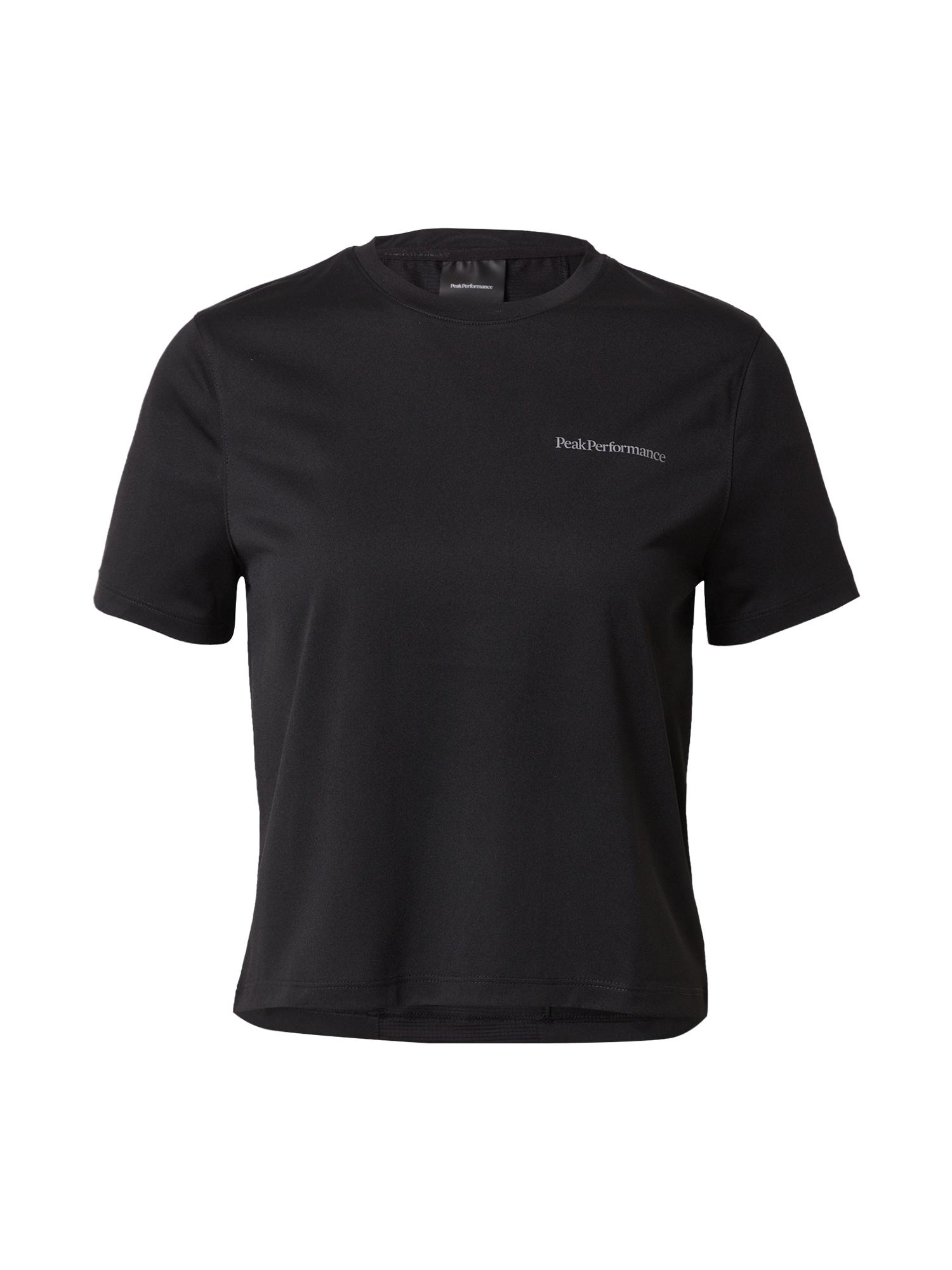 PEAK PERFORMANCE Sportiniai marškinėliai juoda