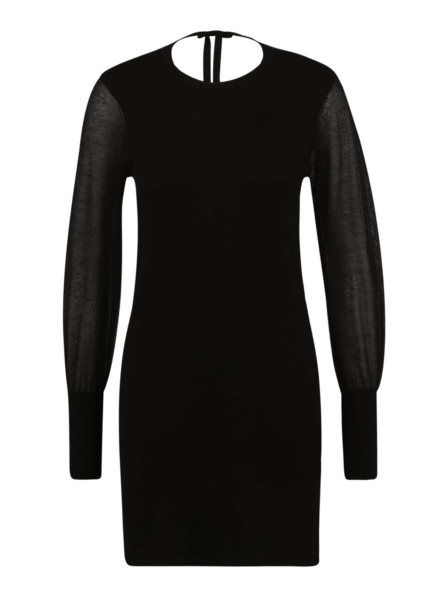 Vero Moda Petite Suknelė juoda