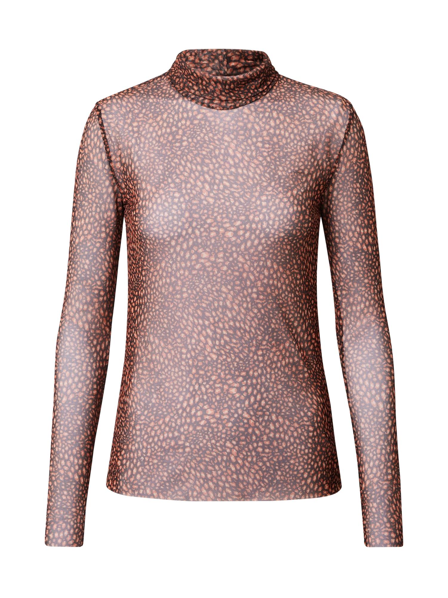 Rich & Royal Marškinėliai ruda