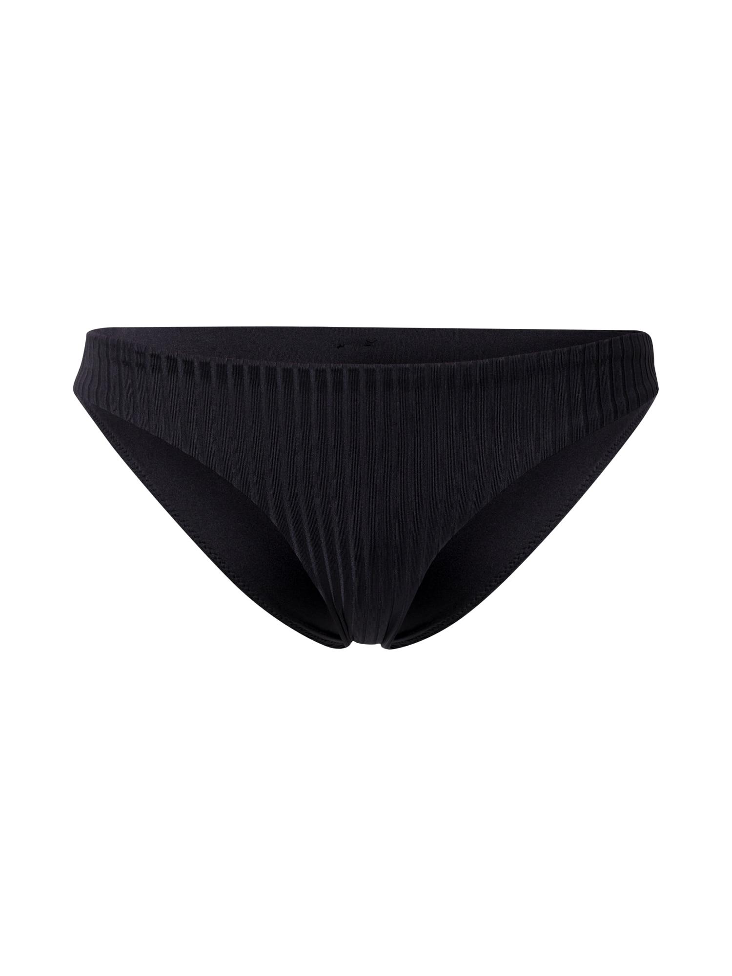 RIP CURL Bikinio kelnaitės juoda