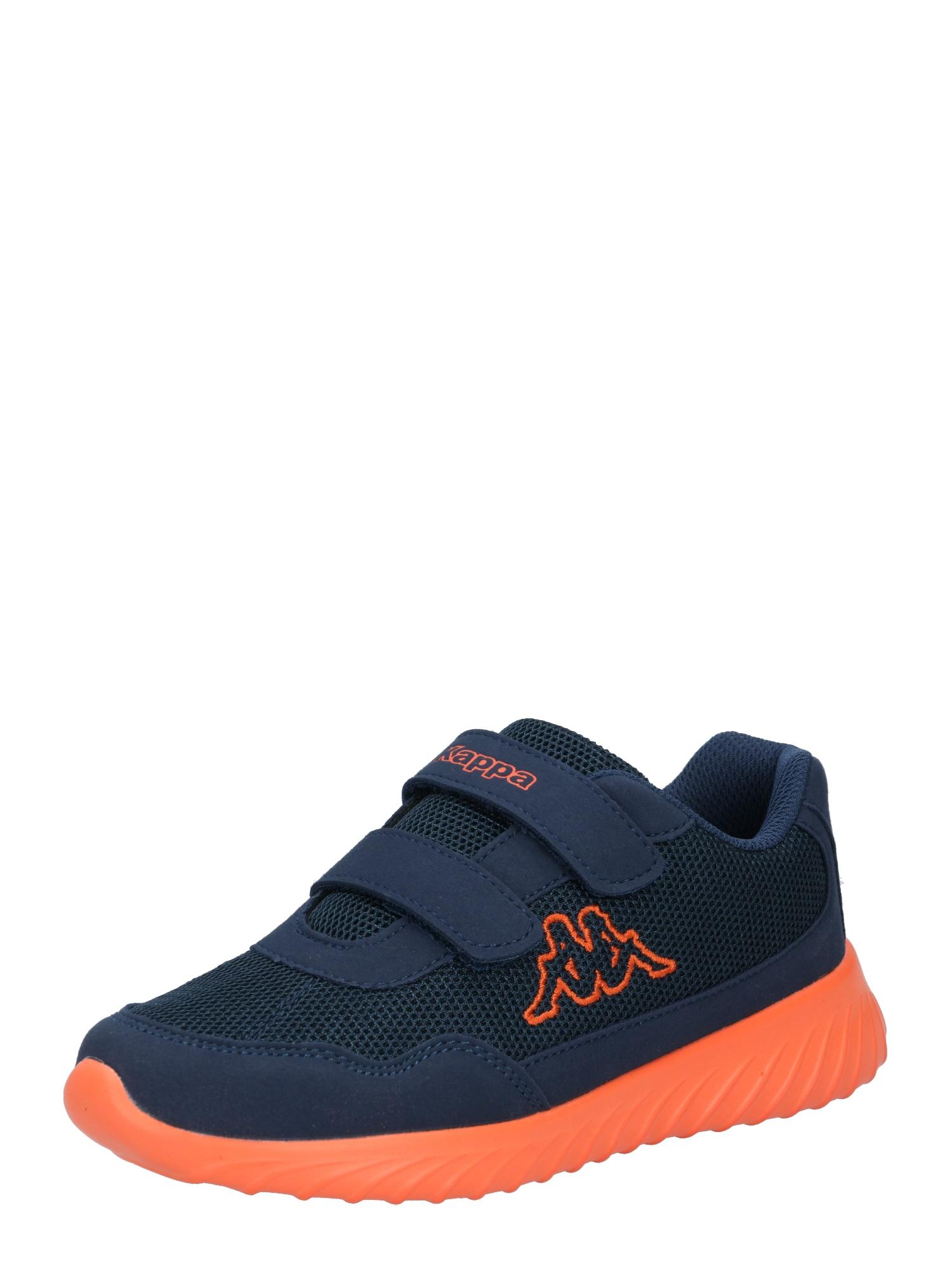KAPPA Tenisky 'Cracker II BC'  tmavě oranžová / námořnická modř