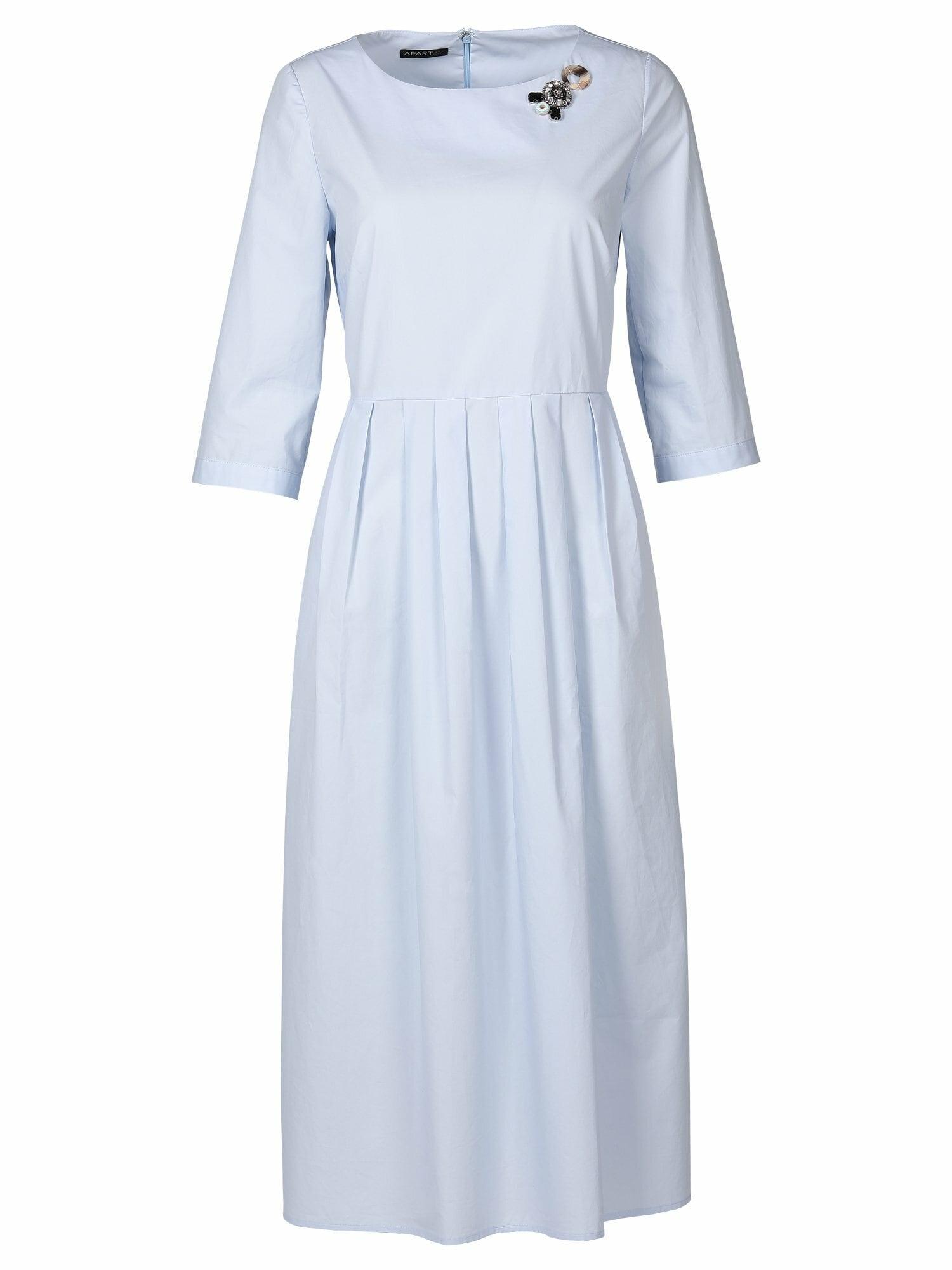 APART Vasarinė suknelė šviesiai mėlyna