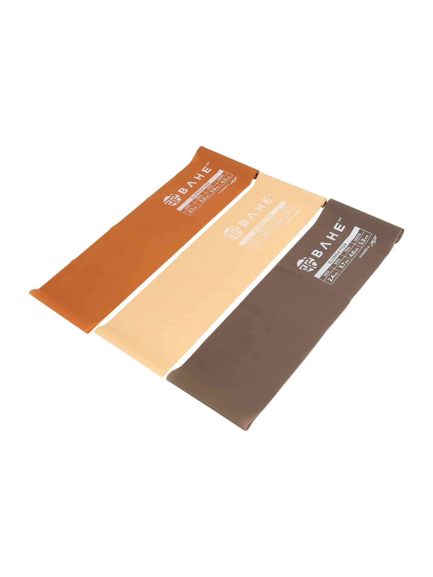 bahé yoga Tampri juosta oranžinė / smėlio / ruda