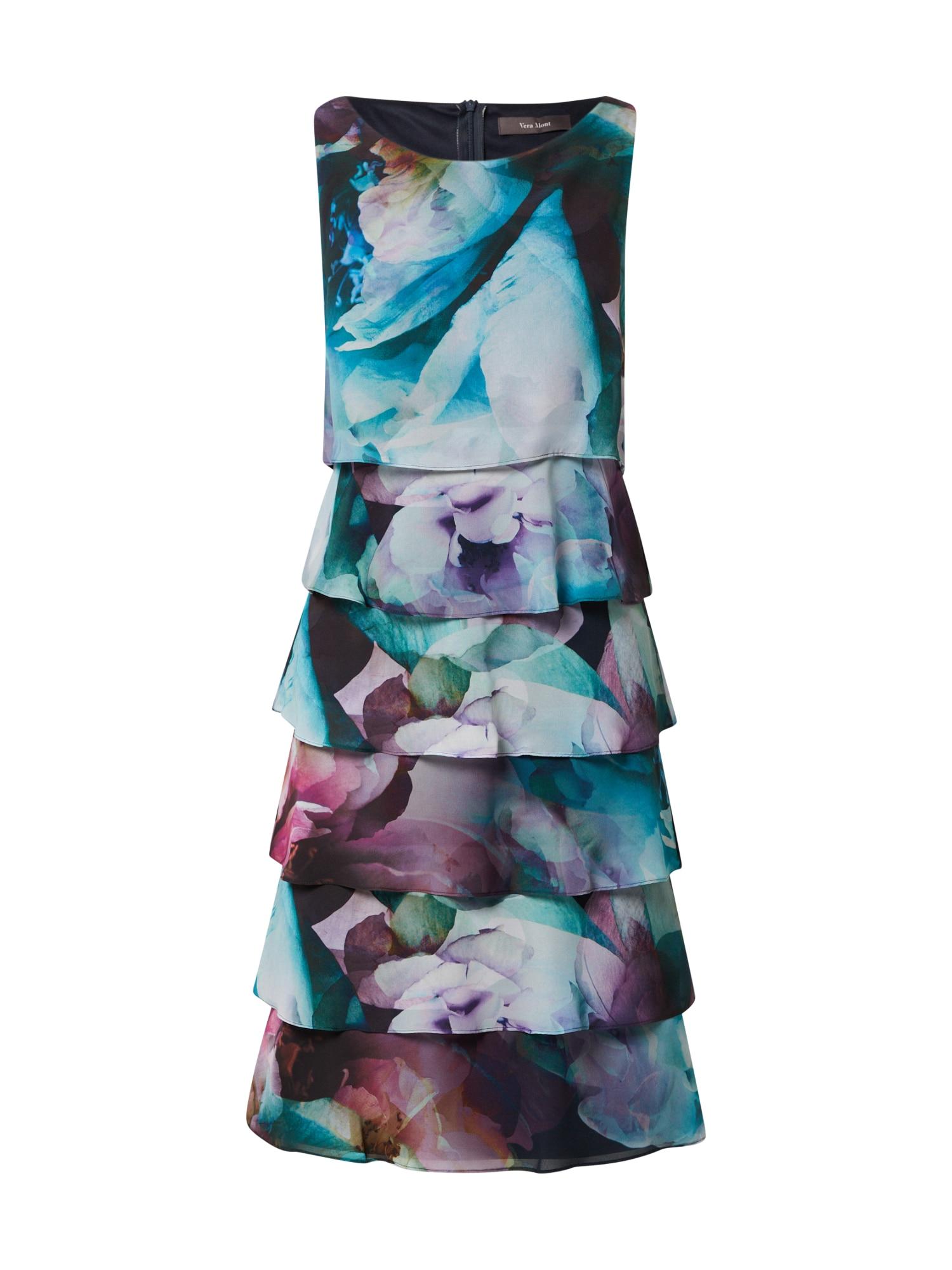 Vera Mont Suknelė mišrios spalvos