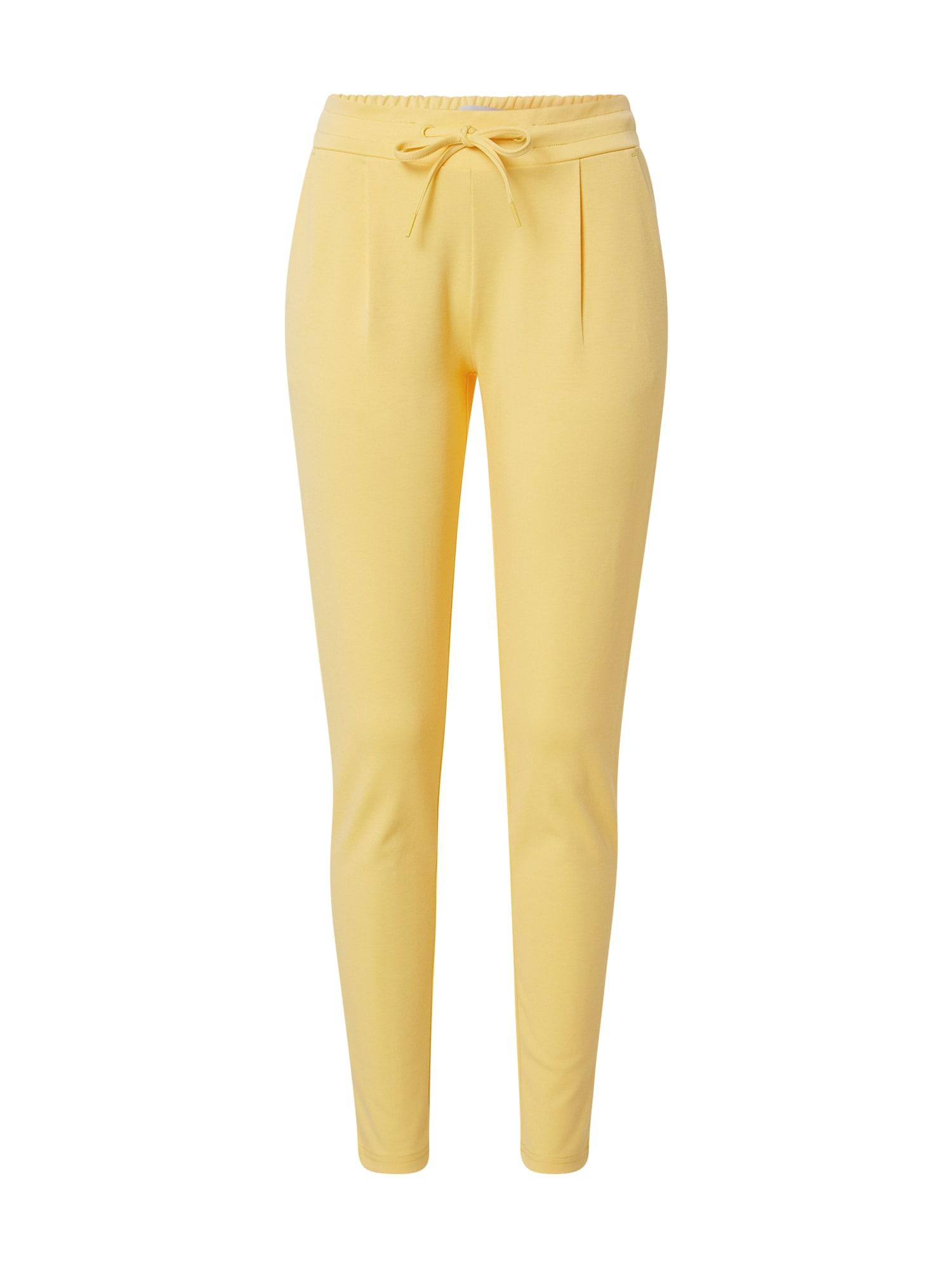 ICHI Kelnės geltona