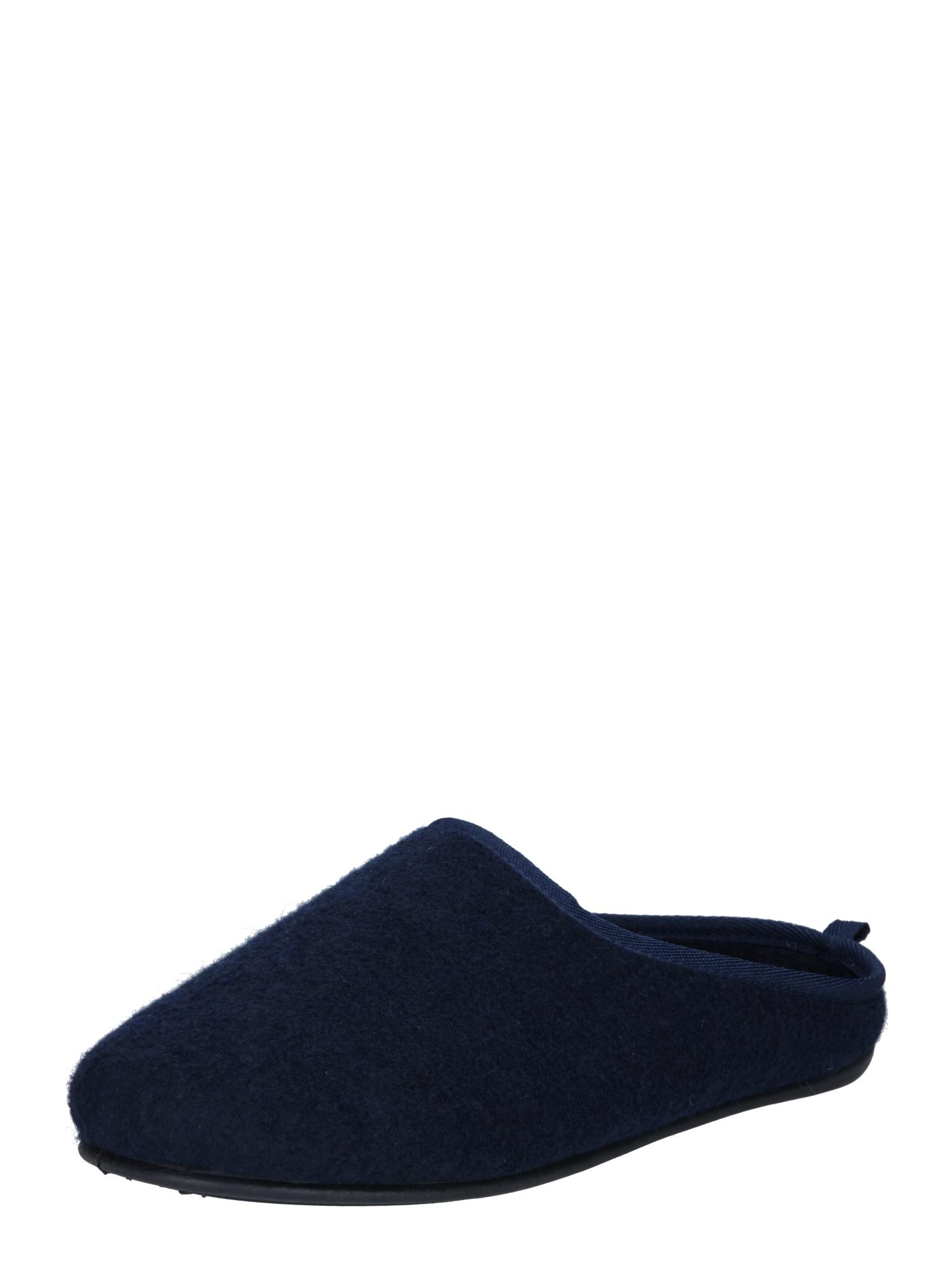 Dockers by Gerli Naminės šlepetės tamsiai mėlyna