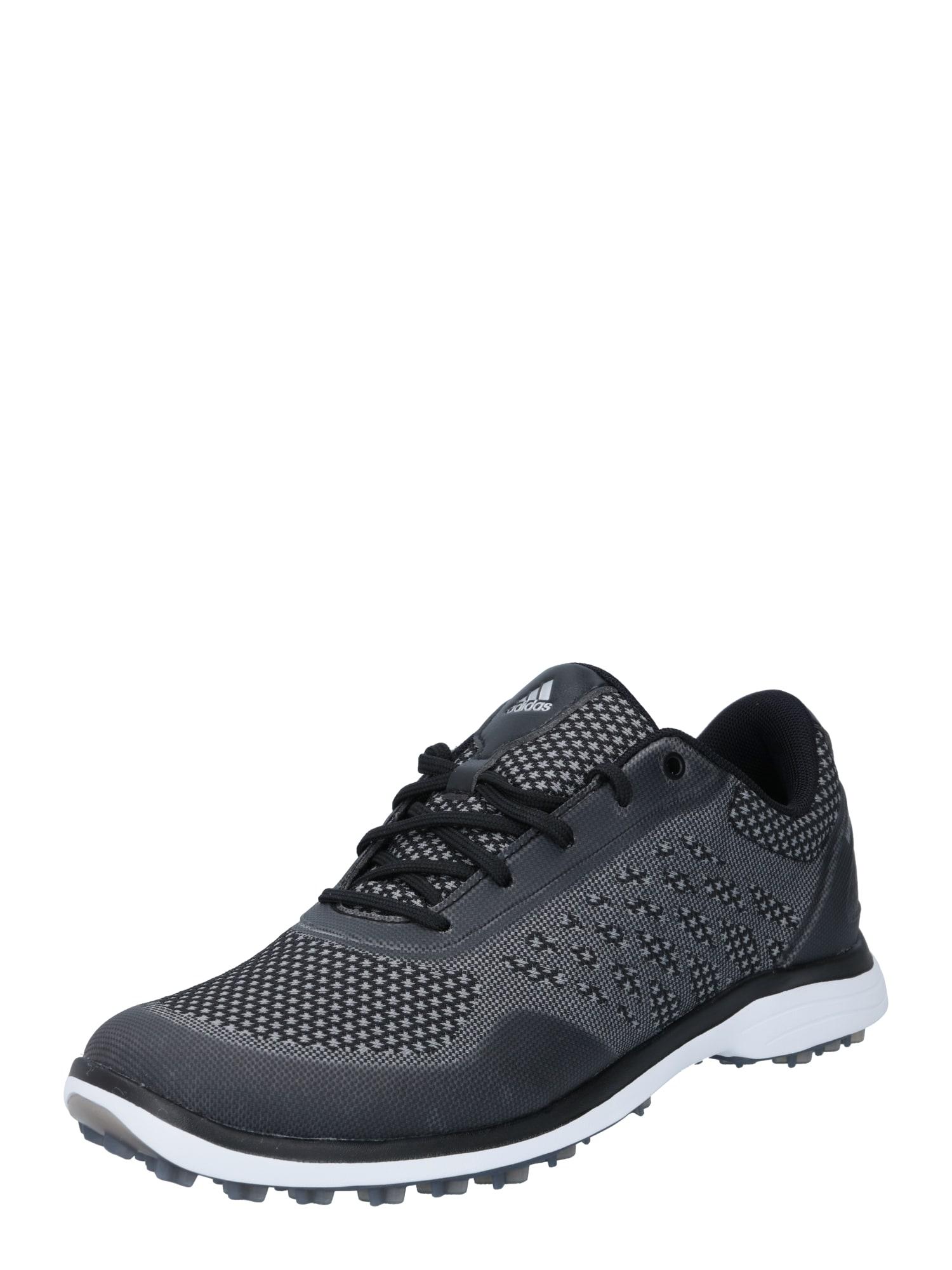 adidas Golf Sportiniai batai juoda / pilka