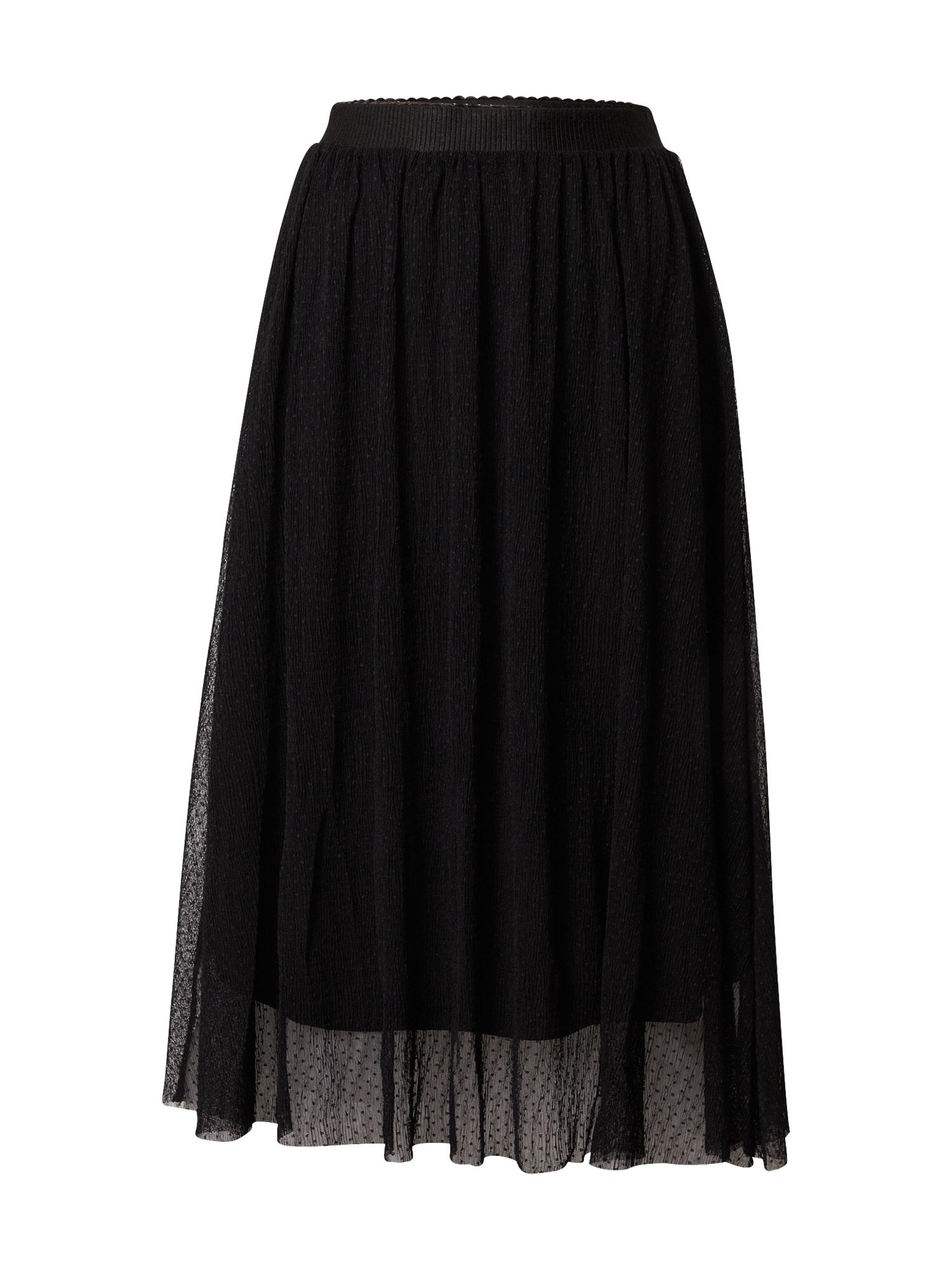 OBJECT Sukně  černá