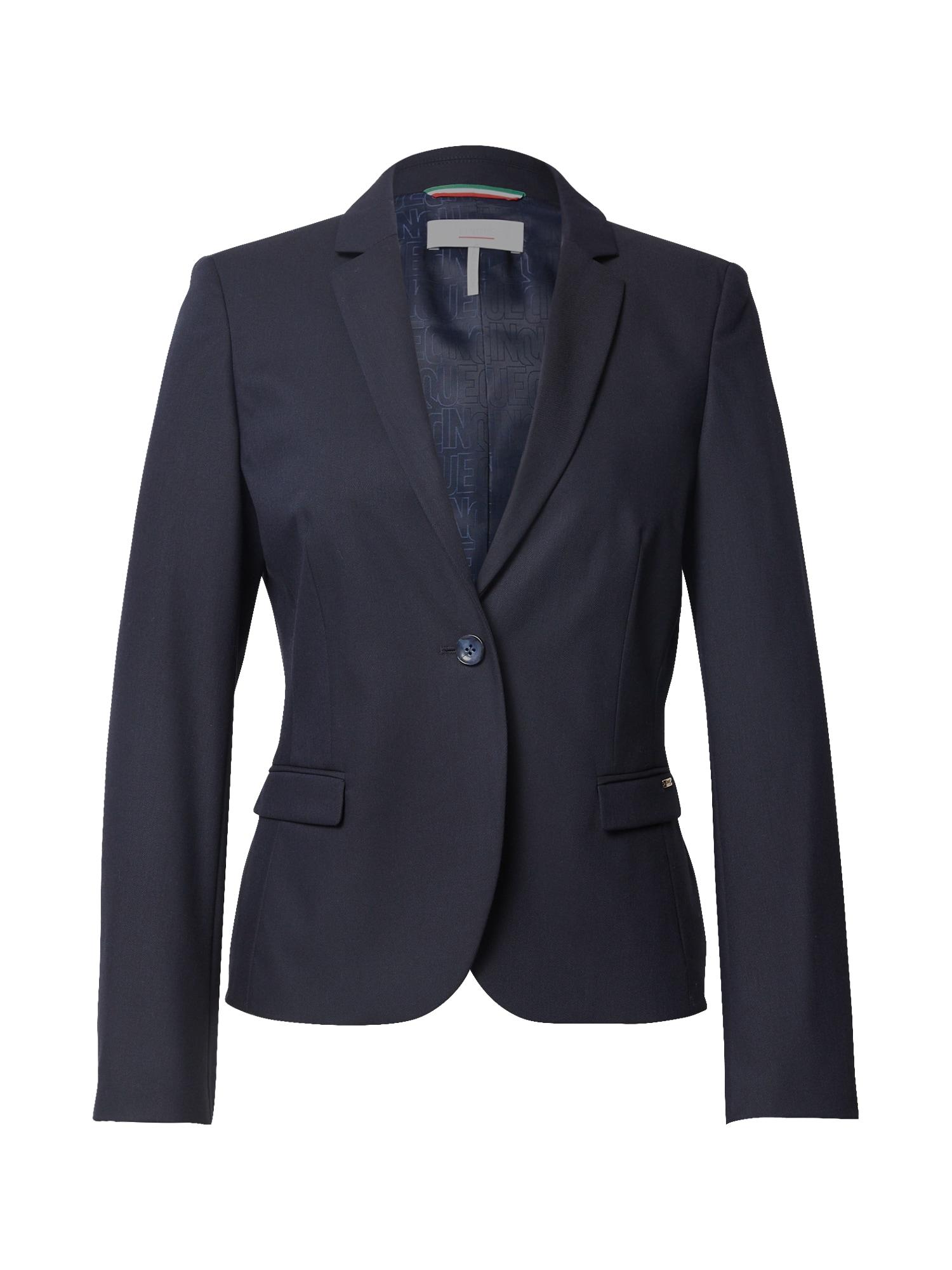 CINQUE Blazer švarkas 'Boom' tamsiai mėlyna