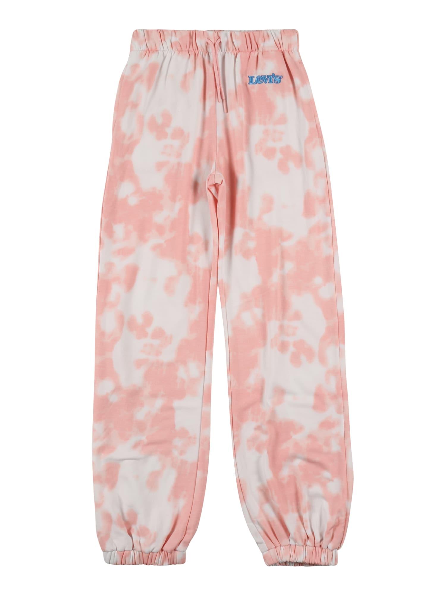 LEVI'S Kalhoty  krémová / růžová