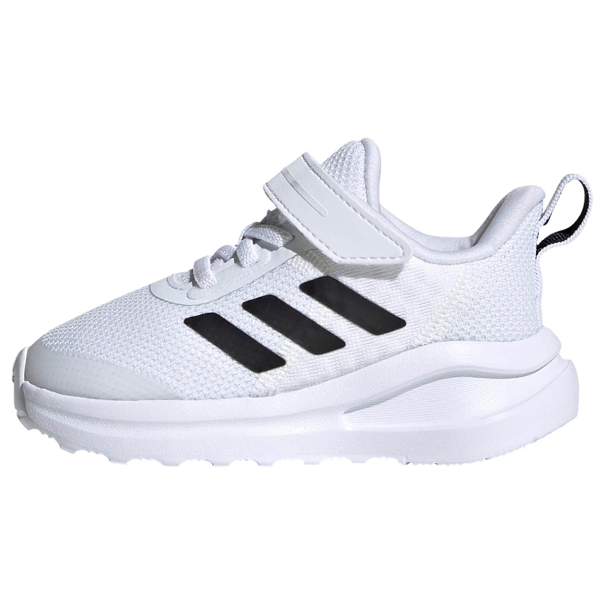 ADIDAS PERFORMANCE Sportiniai batai 'FortaRun' balta / juoda