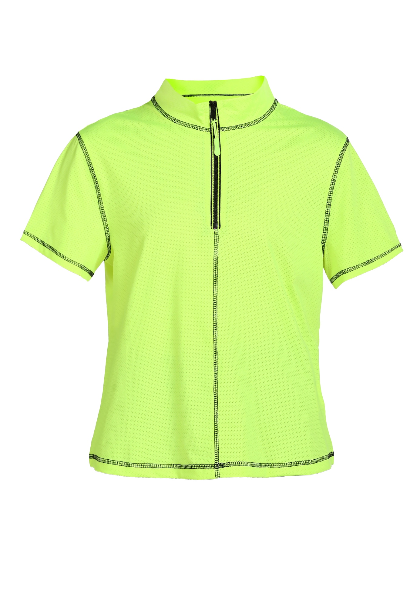 myMo ATHLSR Sportiniai marškinėliai neoninė geltona