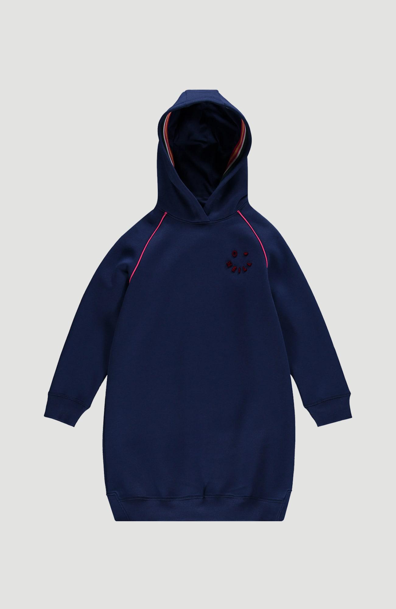 O'NEILL Šaty 'Sweat'  modrá / tmavě modrá / tmavě růžová