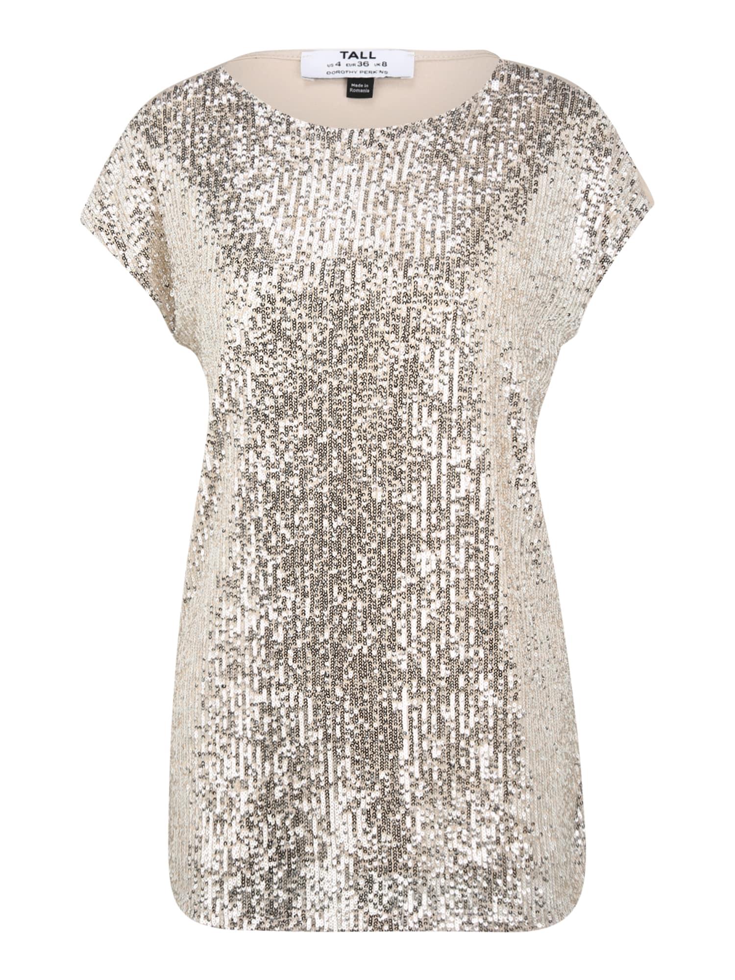 Dorothy Perkins (Tall) Marškinėliai auksas